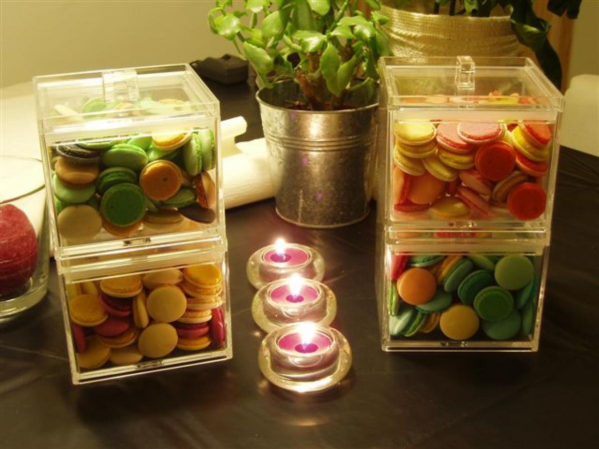 Accueil Patiences de Dessert innvation