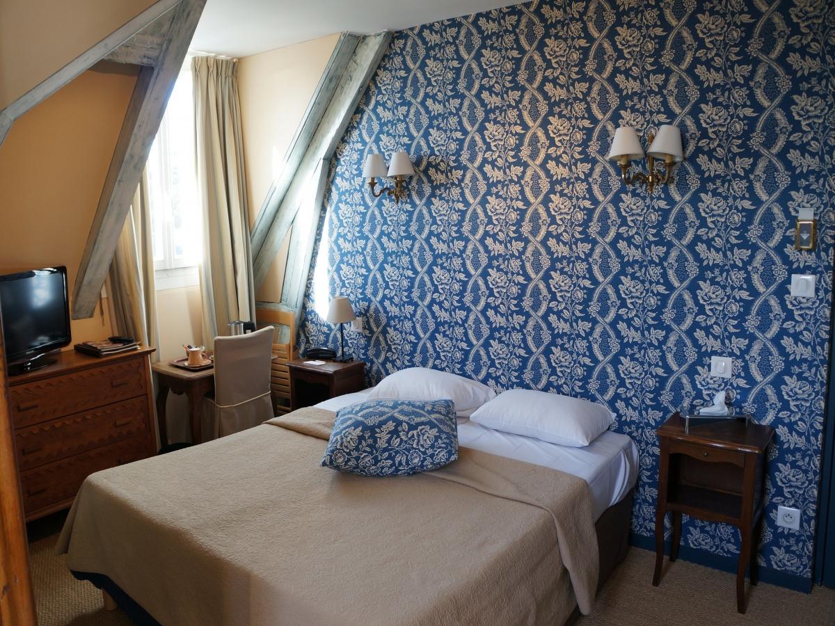 Hotel de charme Les Phares le Havre plage Chambre de Charme