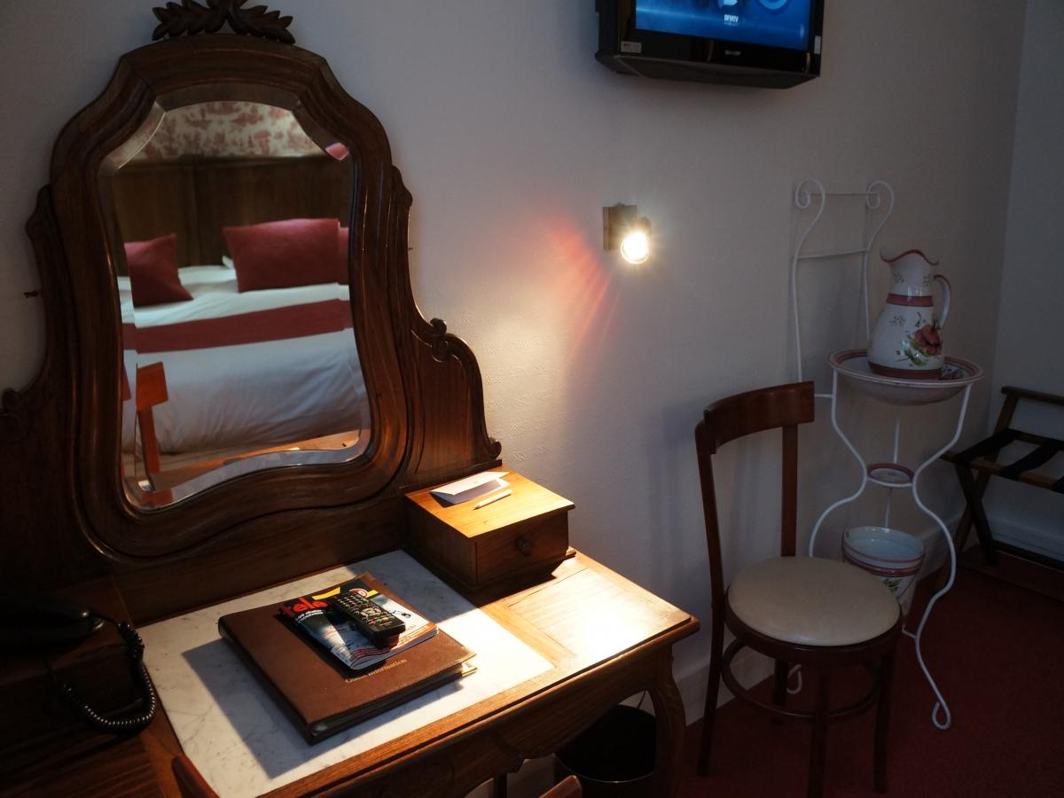 Hotel de charme Les Phares le Havre plage Chambre Confort