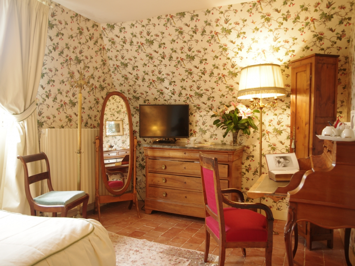 Room Foulques de Chatenay