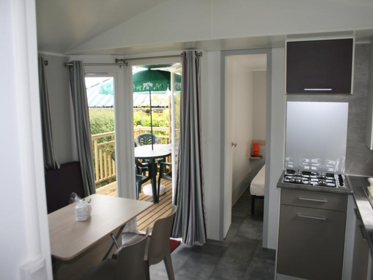 Mobil-home gamme green 26.