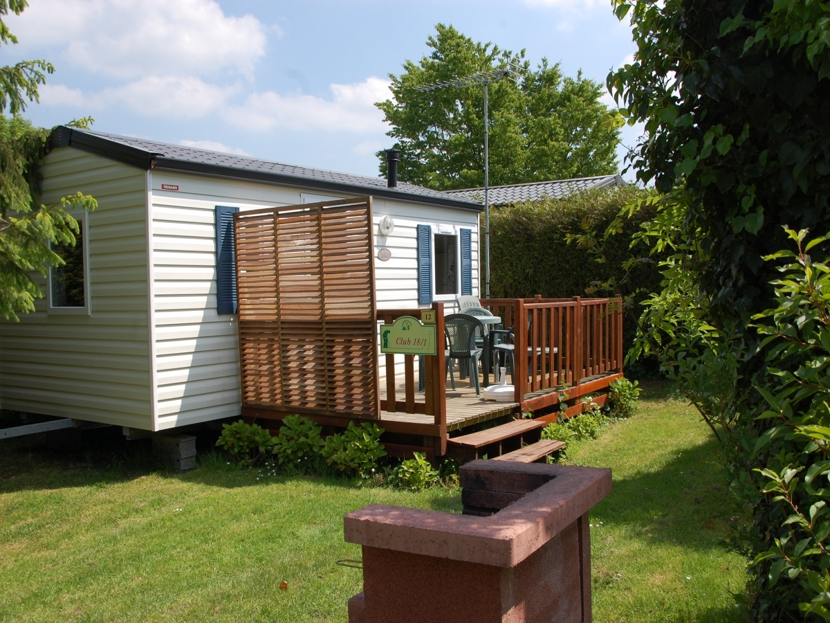 Mobil-home gamme club 18