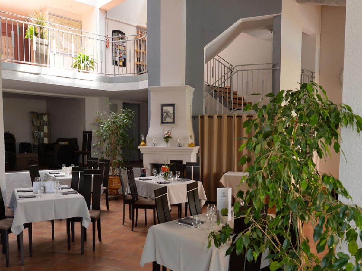 Restaurant de l'hotel proche Avignon