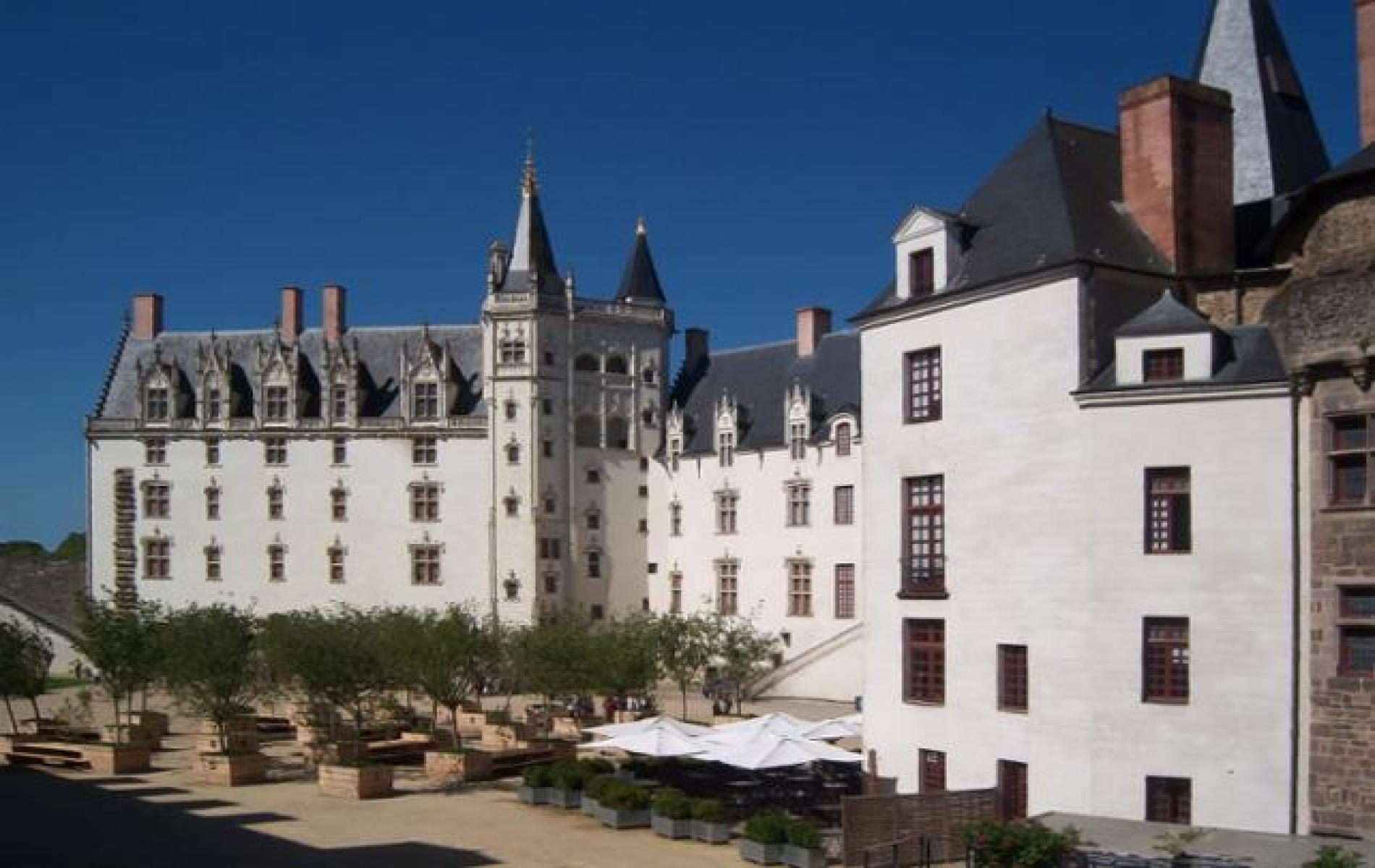 Chateau of the Dukes of Brittany