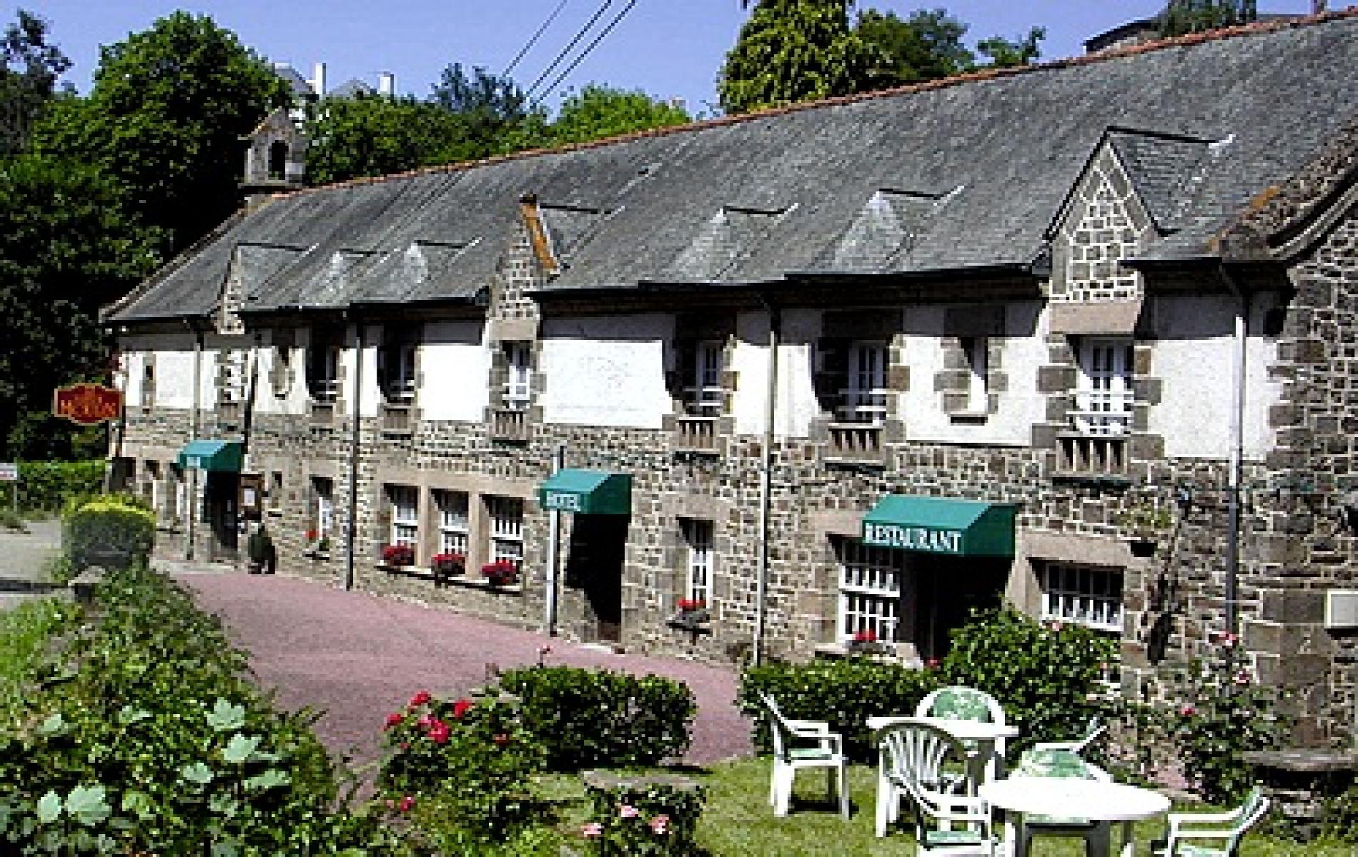 Logis Le Vieux Moulin Hédé