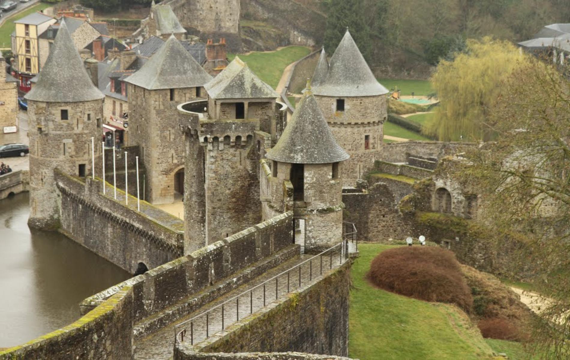 Fabuleux Chateau de Fougères