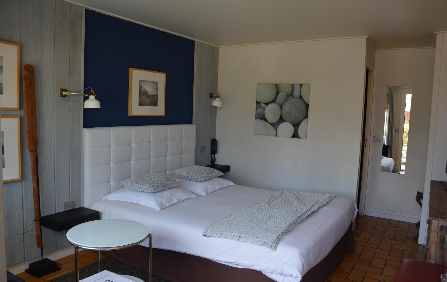 hotel monet honfleur chambre standard
