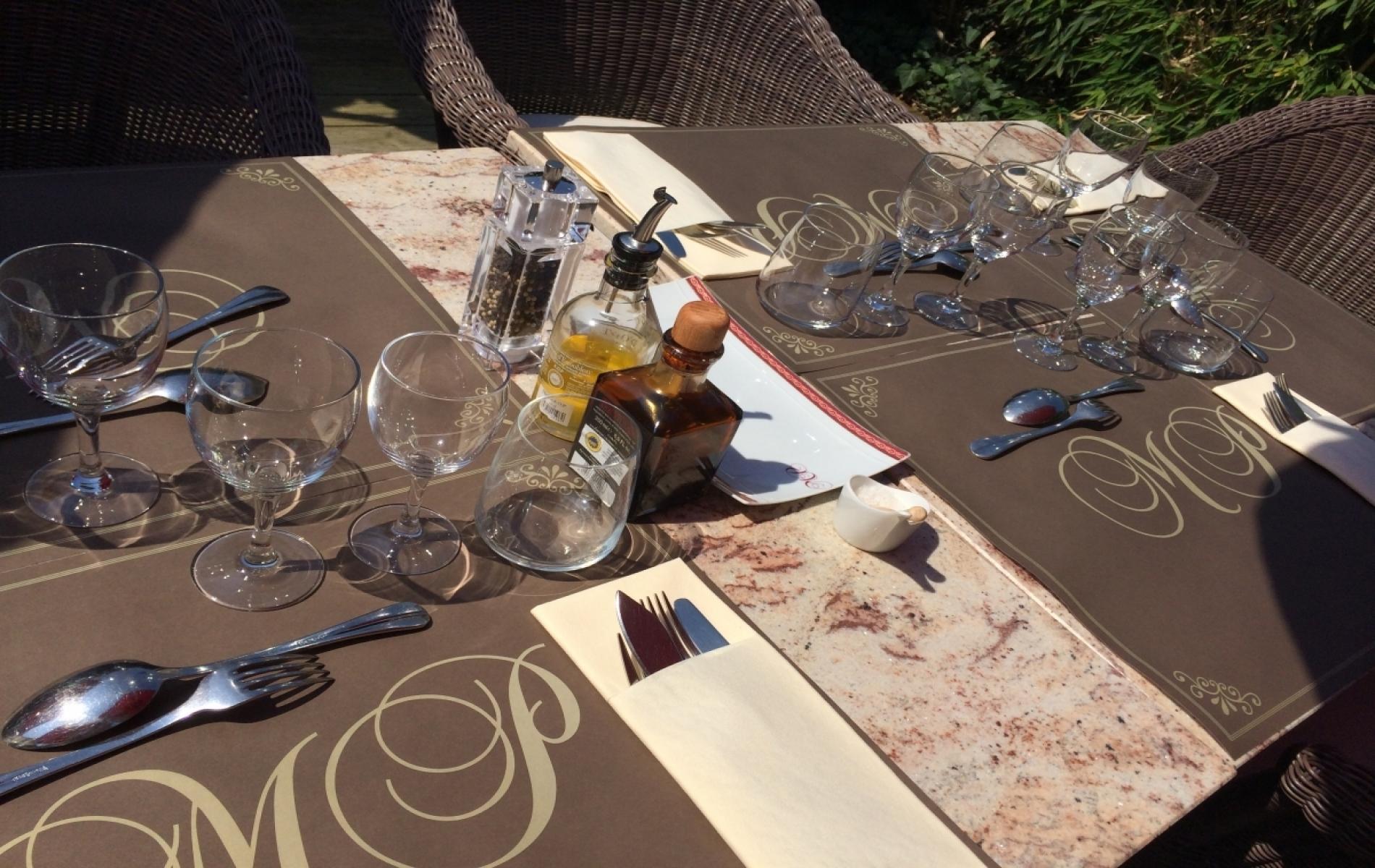 Repas d'entreprise en Normandie