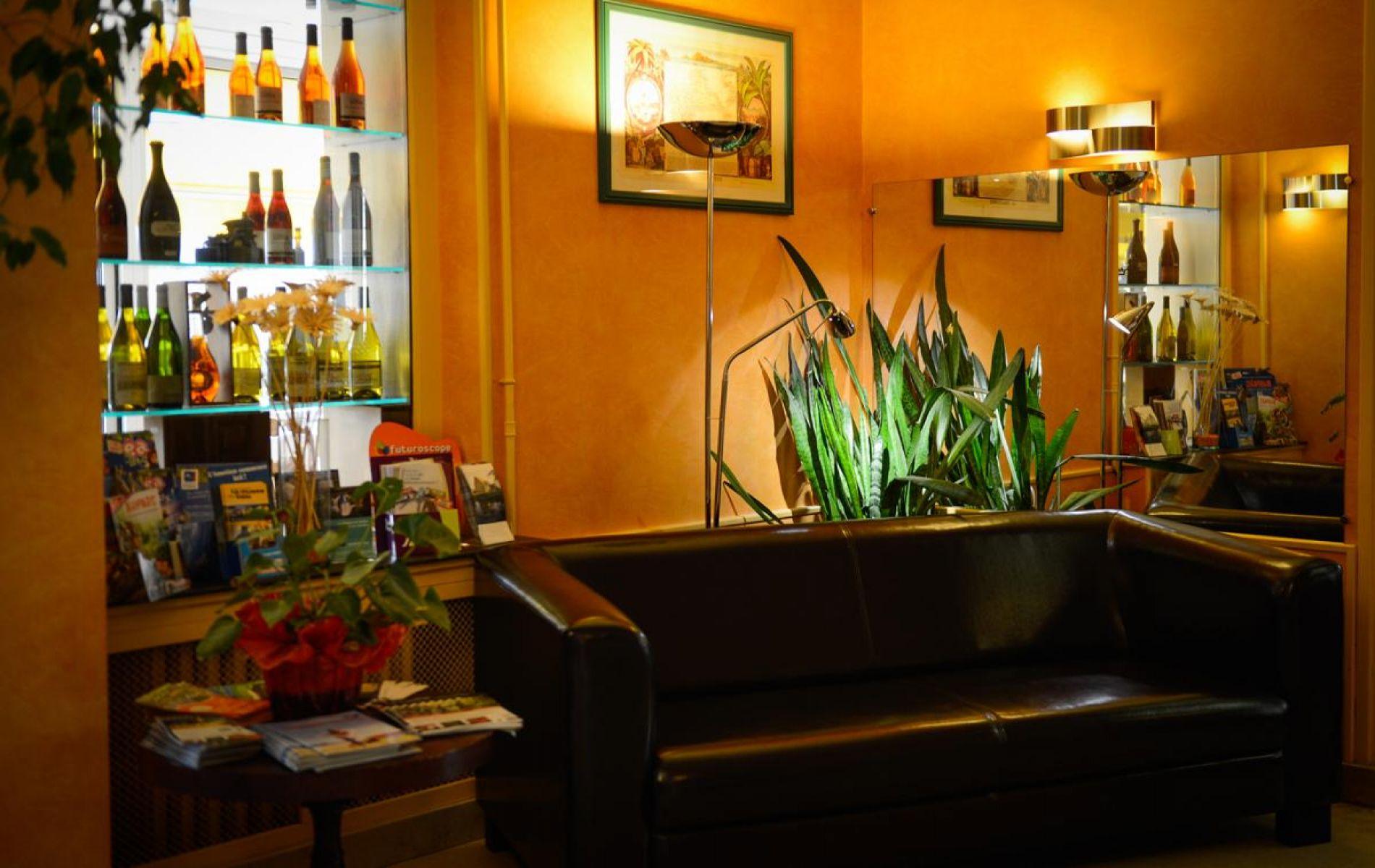 logis hotel de la barque beaumont sur Sarthe