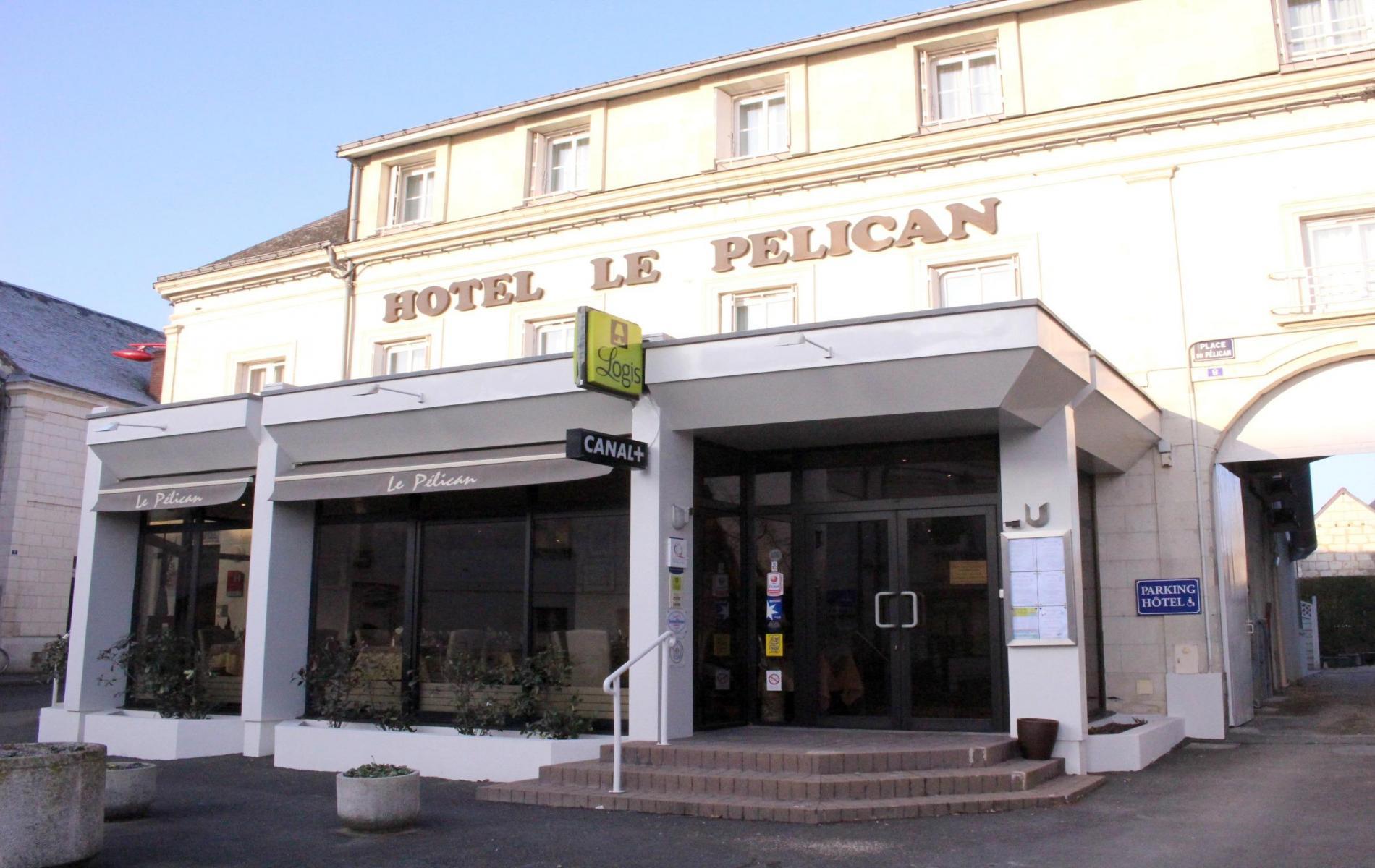 Logis hôtel en saumurois
