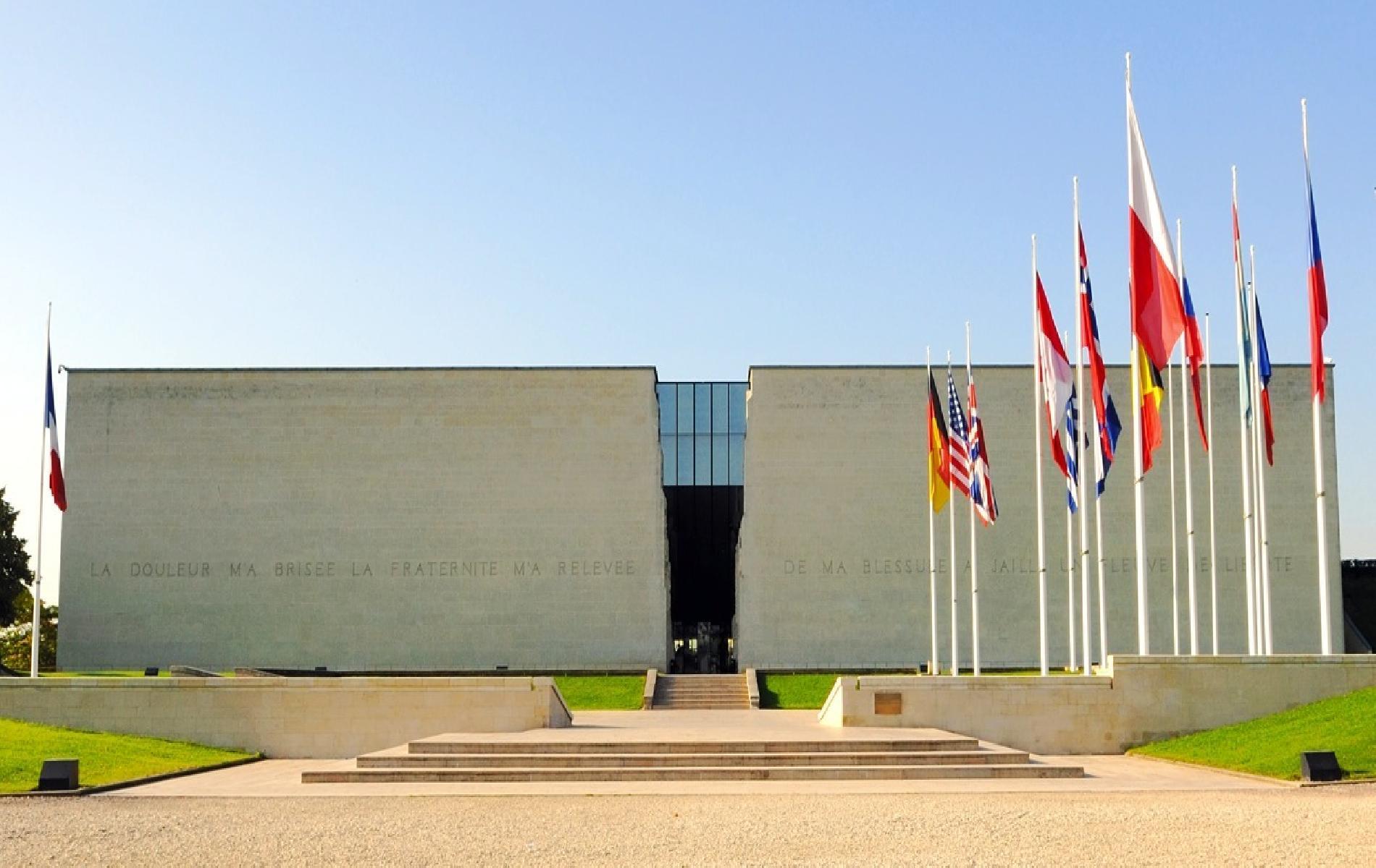 Caen Memorial