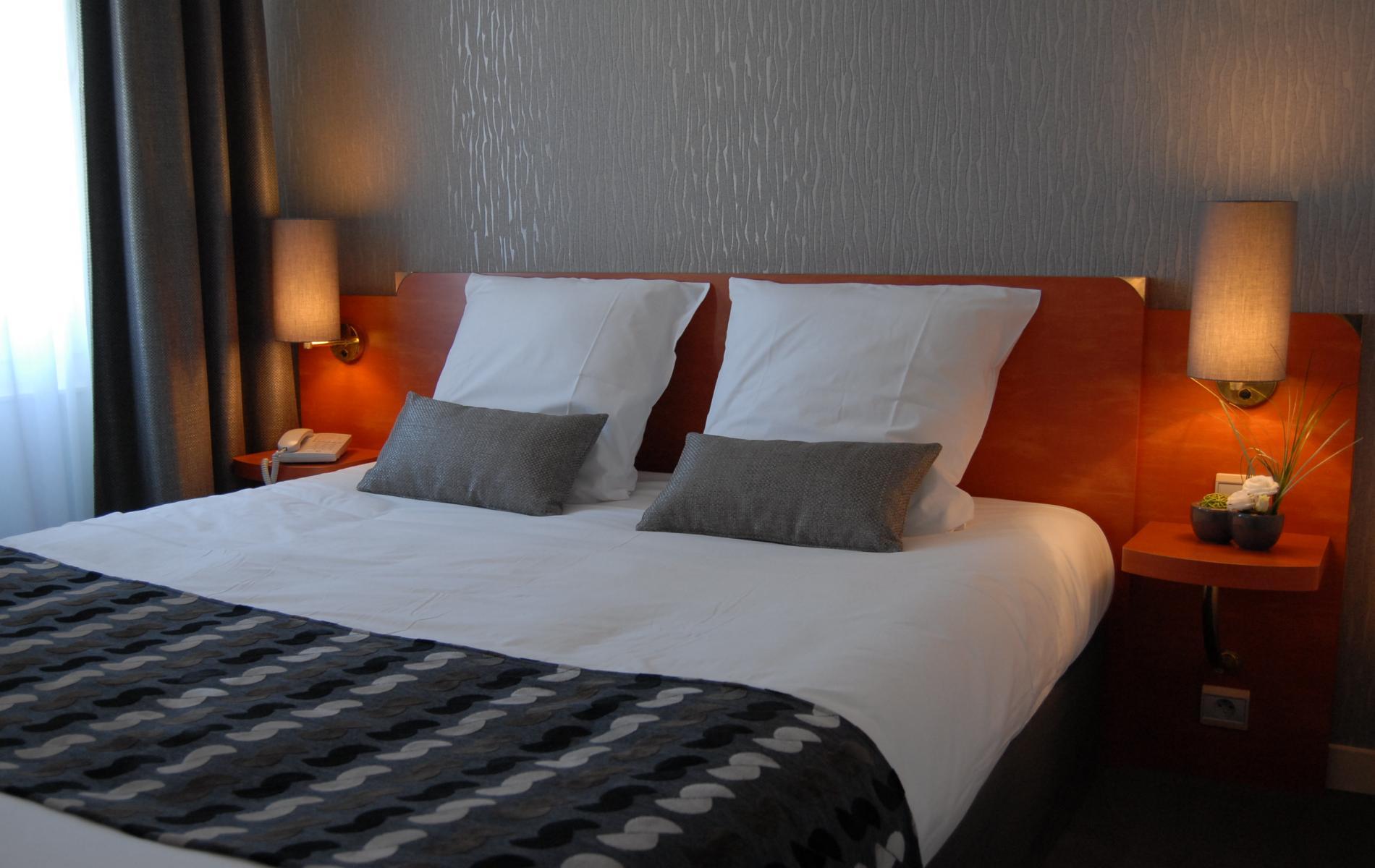 Hôtel de charme de 10 chambres proche de Saumur
