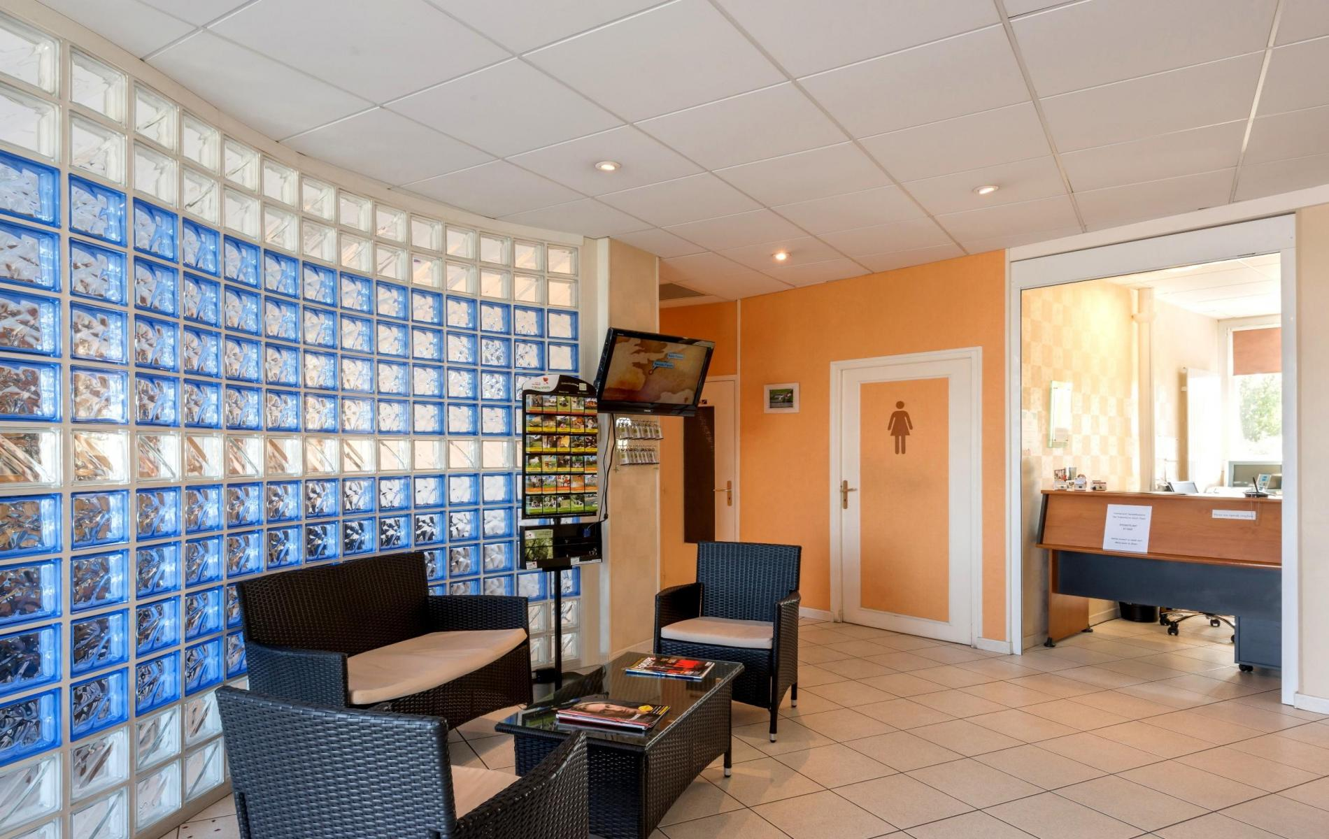 Hotel à 3 km de la gare de Thouars