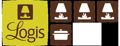 Logis Hotel 3 cheminée et 2 cocottes