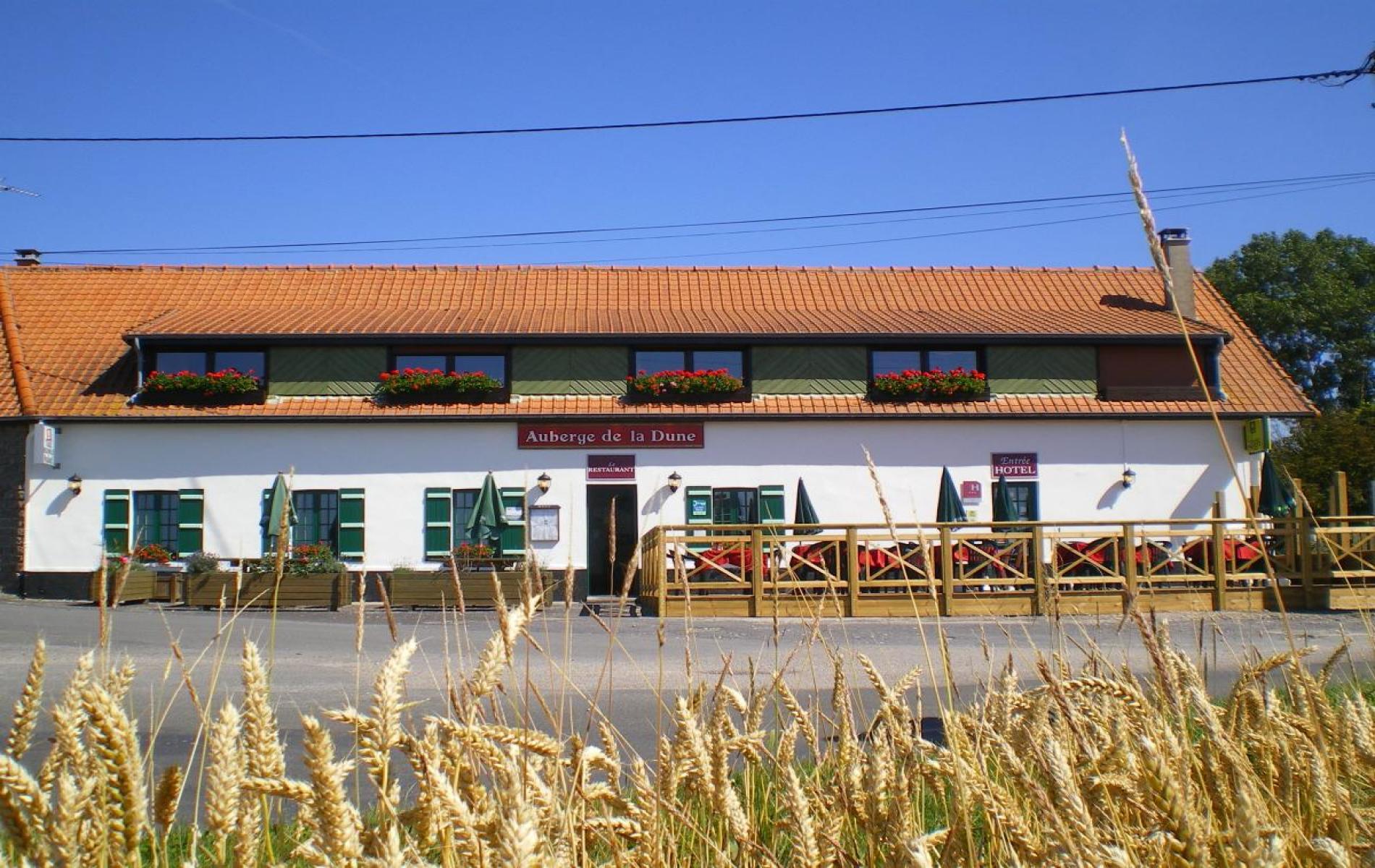 Auberge De La Dune ∞ french picardie hotel restaurant auberge de la dune, near dieppe