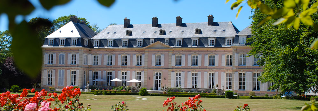 Charming hotel in Normandy