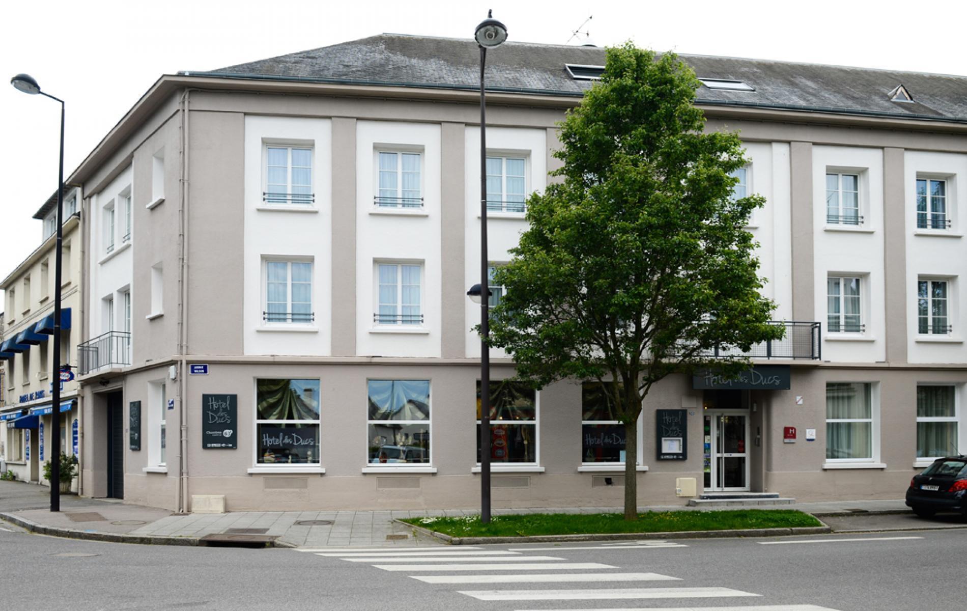 Hotel au centre d'Alençon