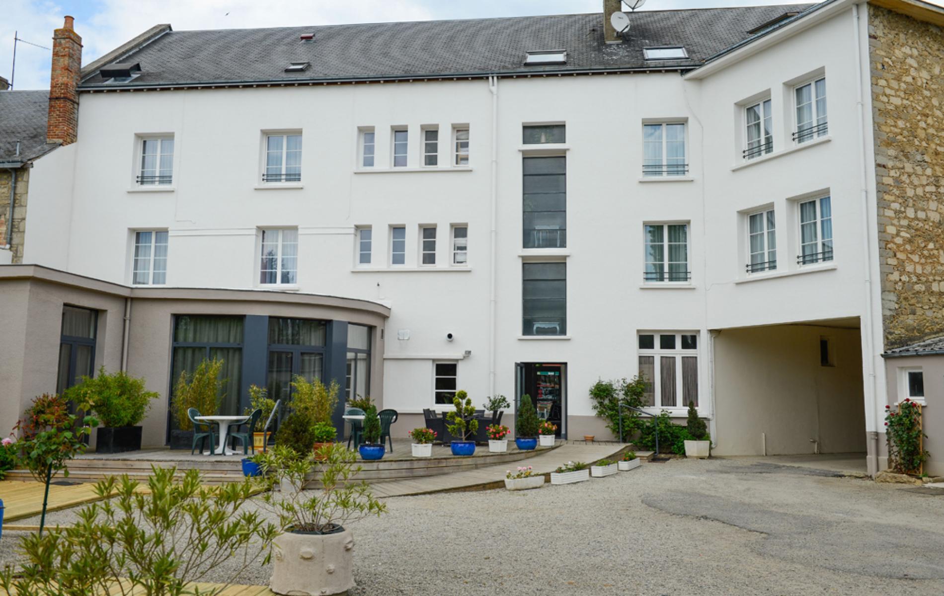 Hotel au centre ville d'Alençon