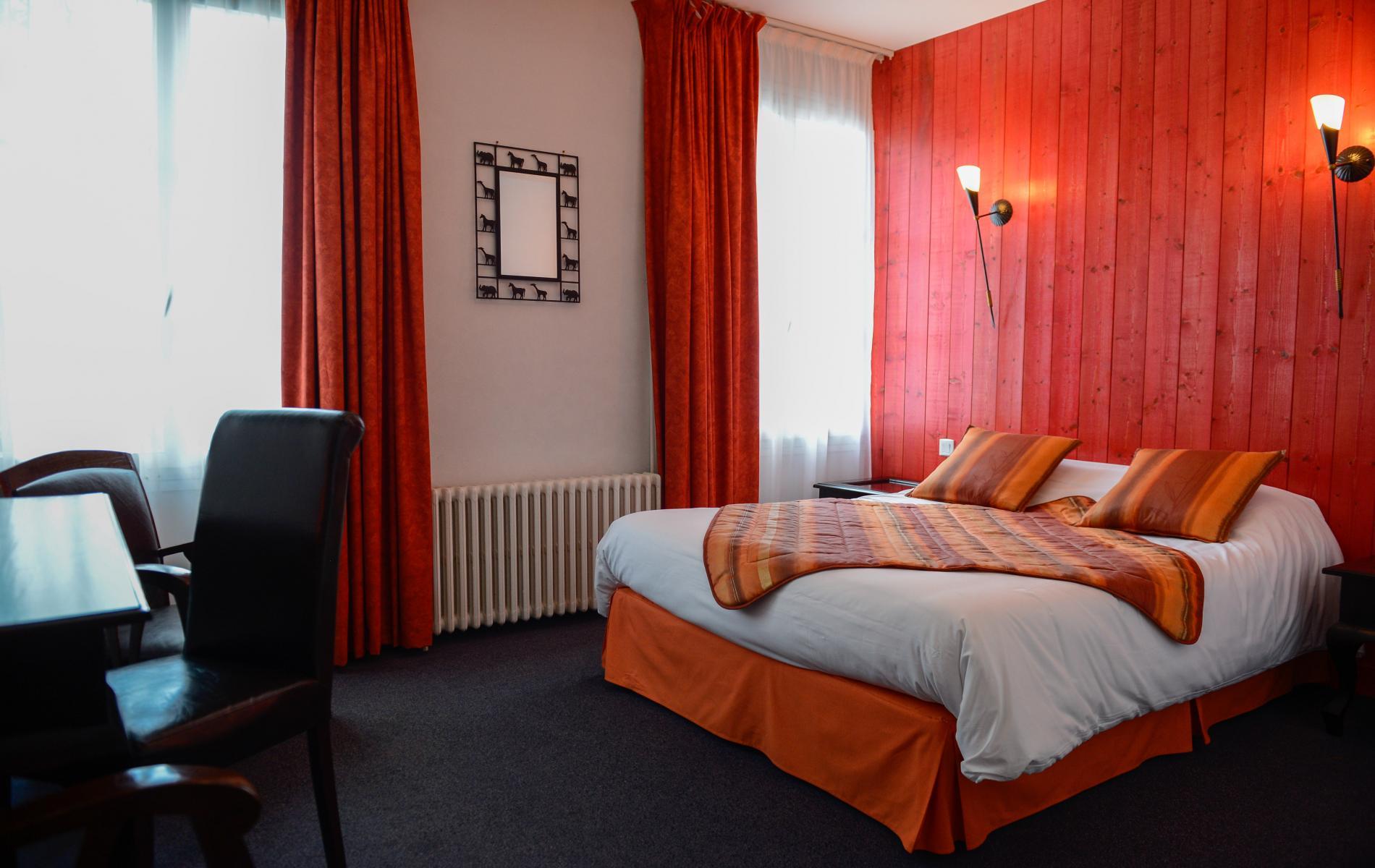 Chambre standard Hôtel des ducs