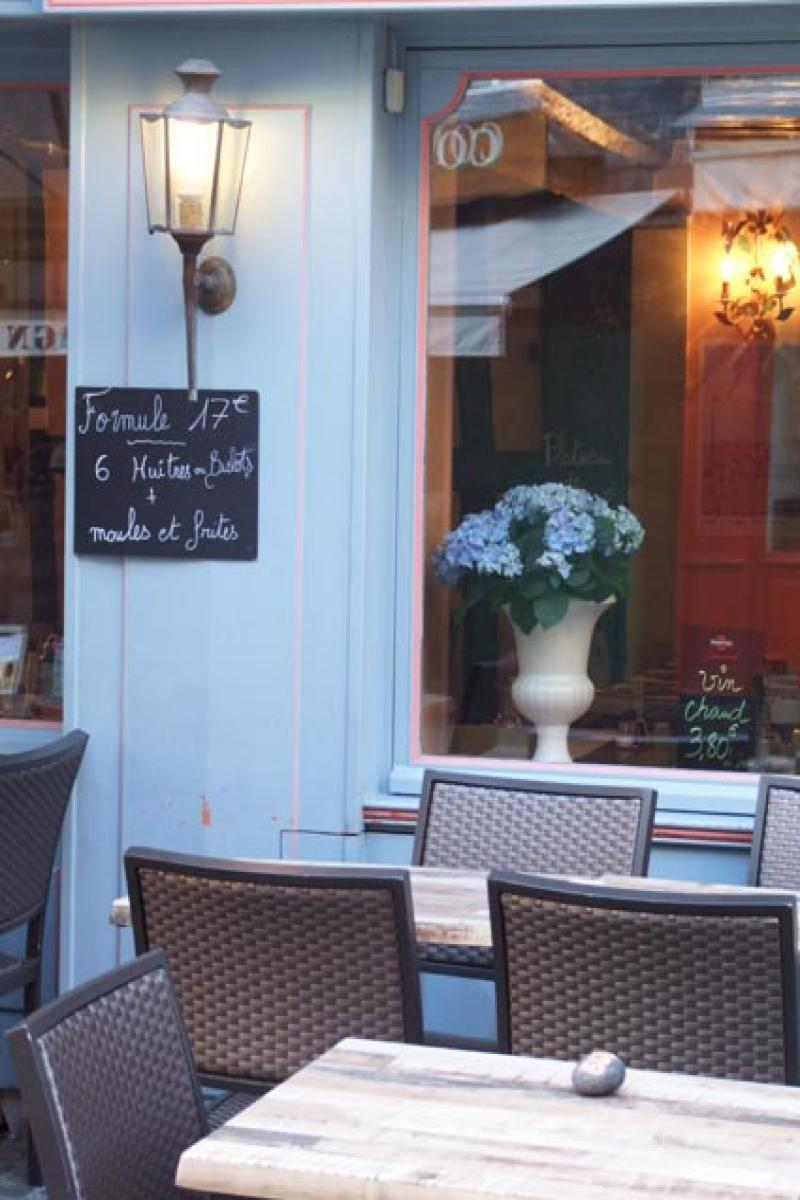 Hôtel de charmes plein center Honfleur