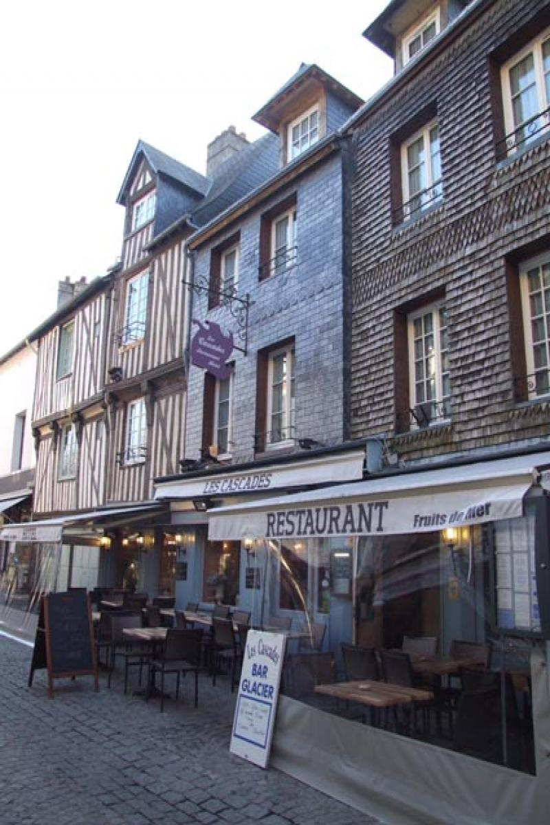 Hôtel de charmes plein centre Honfleur