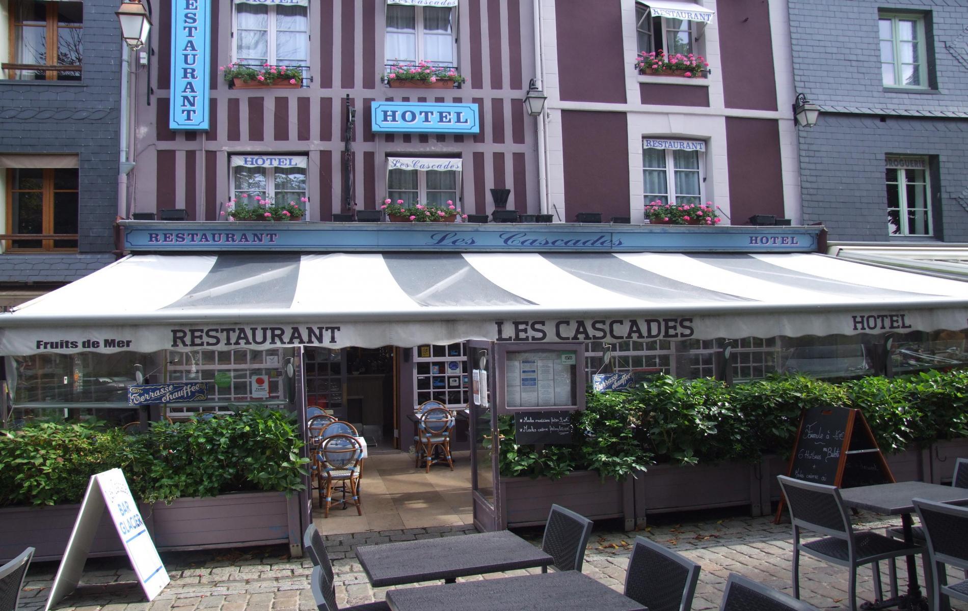 Hôtel Centre ville de Honfleur