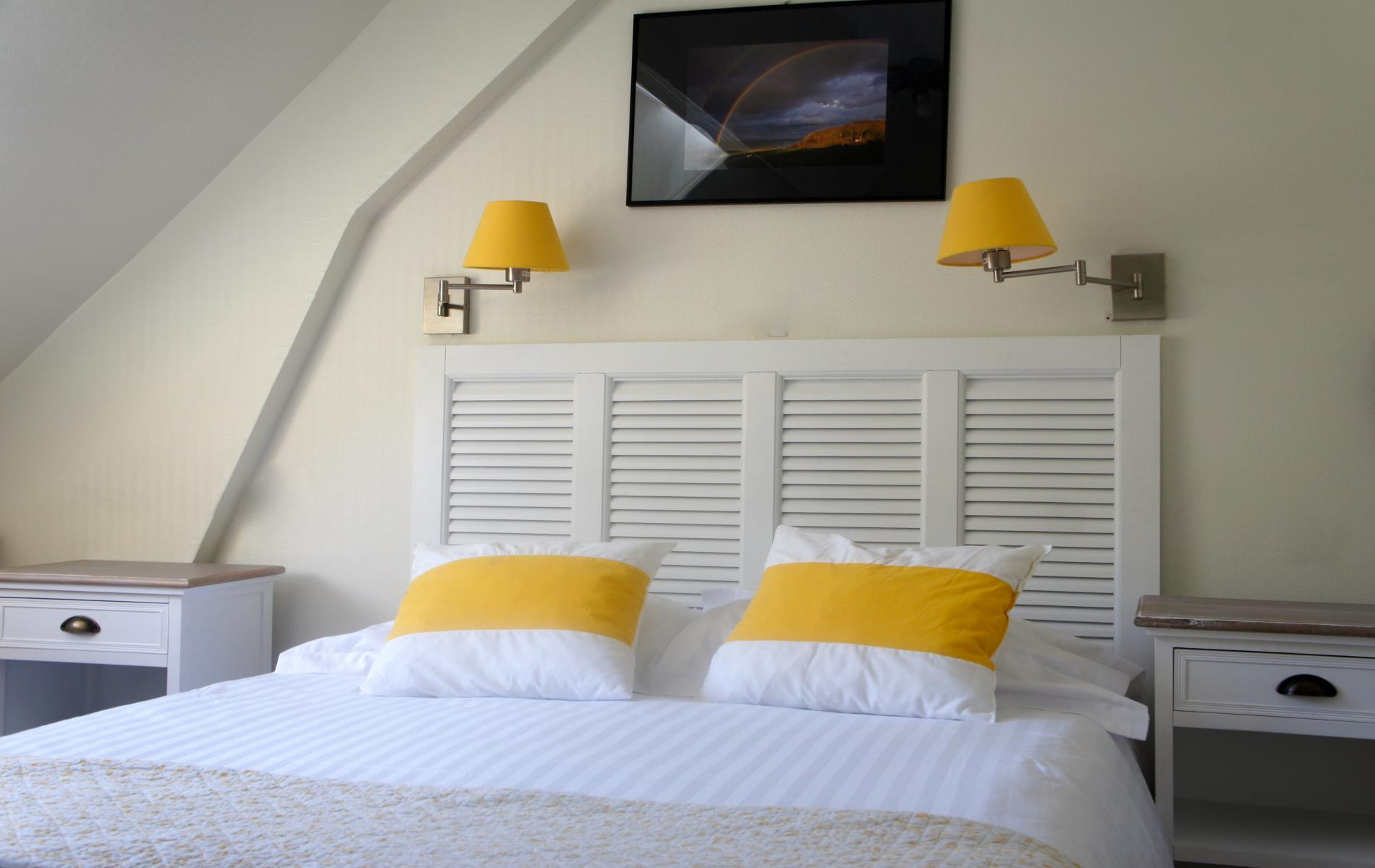Chambre hotel varengeville sur mer