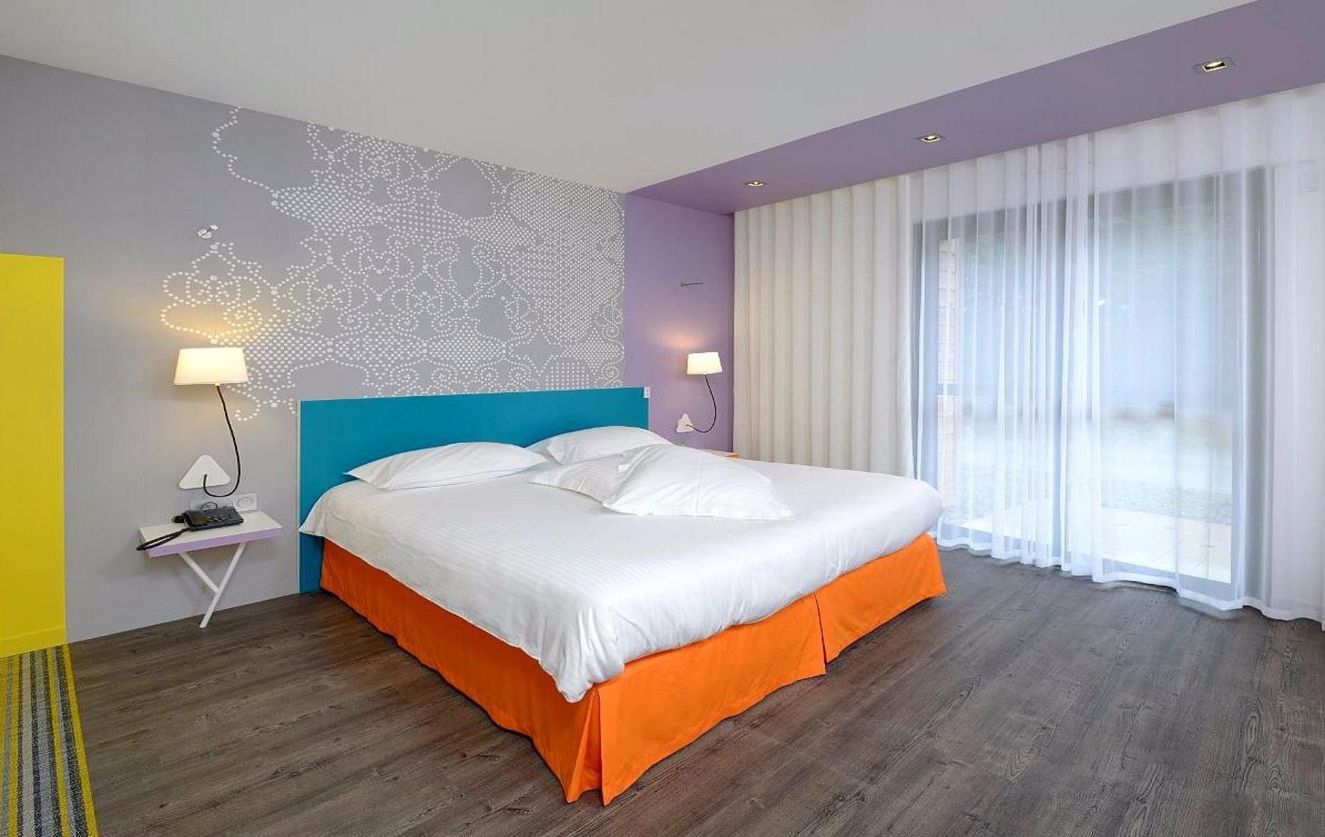 Chambre Prestige Climatisée avec terrasse 30 M²