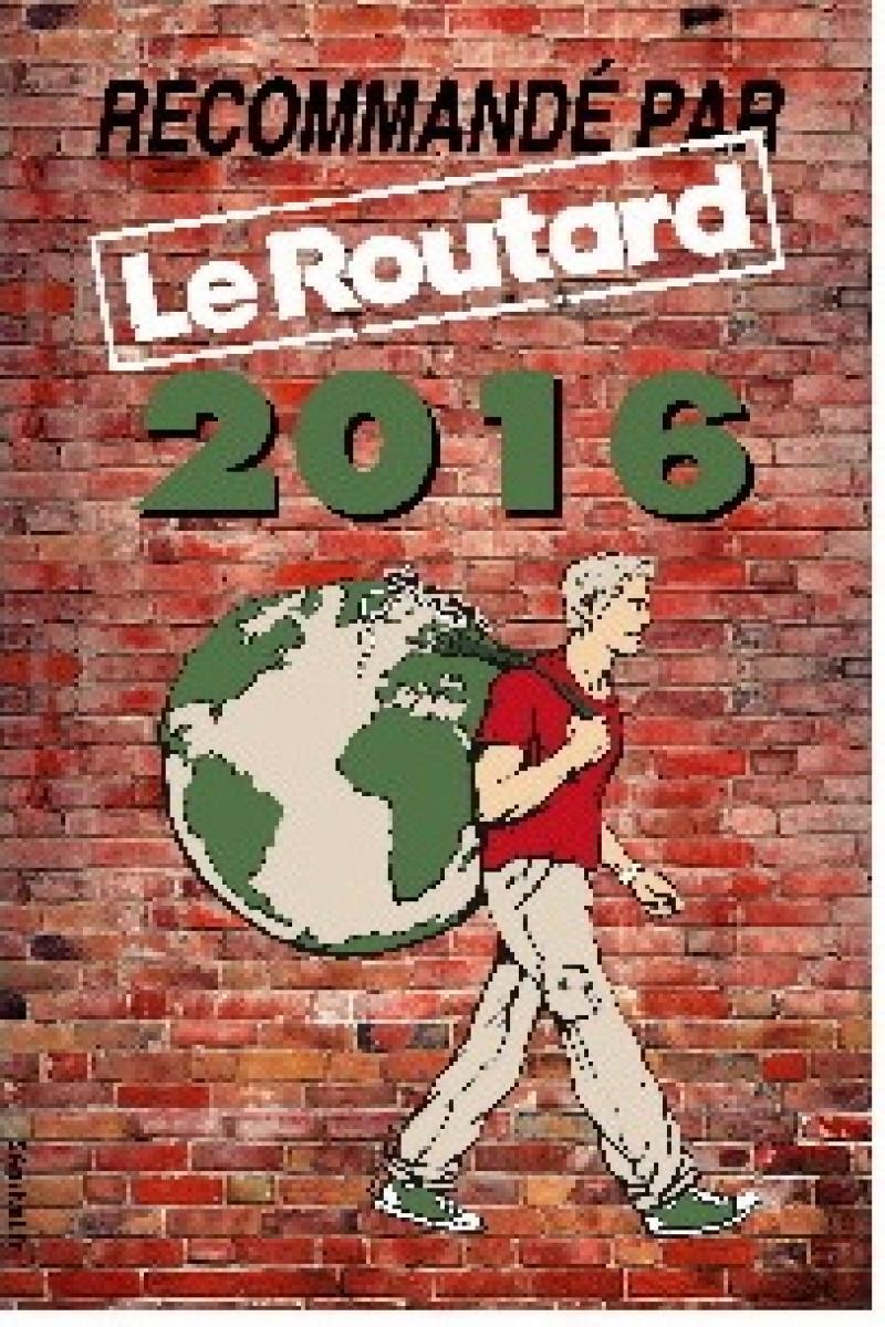 Recommandé par le guide du Routard 2015.