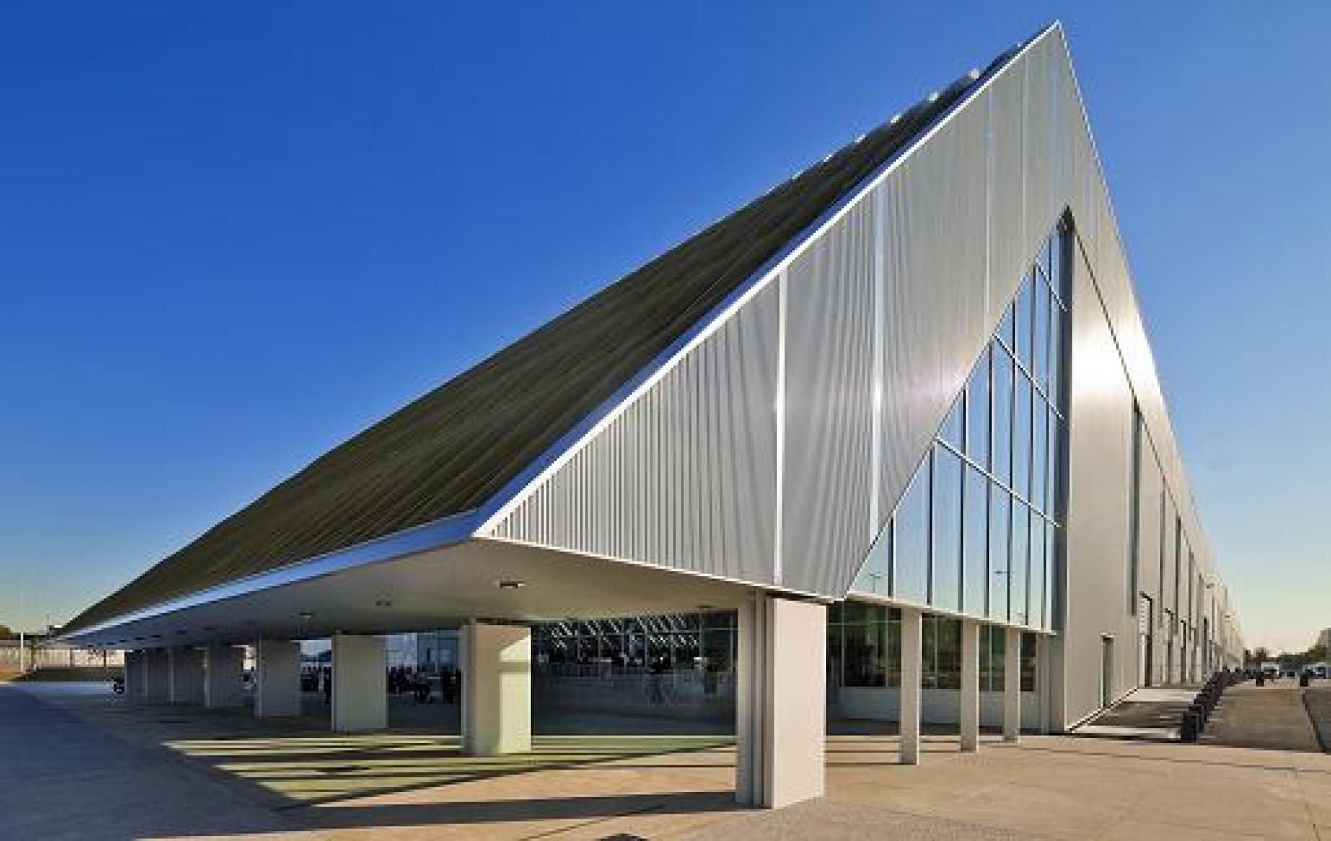 Parc Des Expositions Paris Nord Villepinte