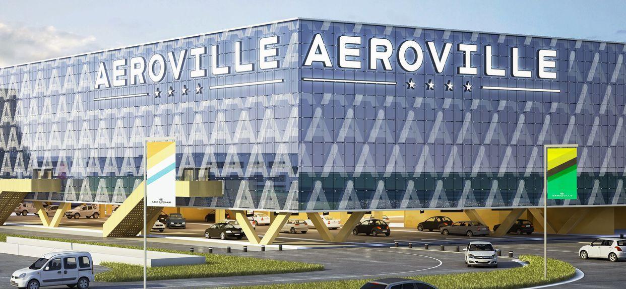 Centre Commercial Aeroville