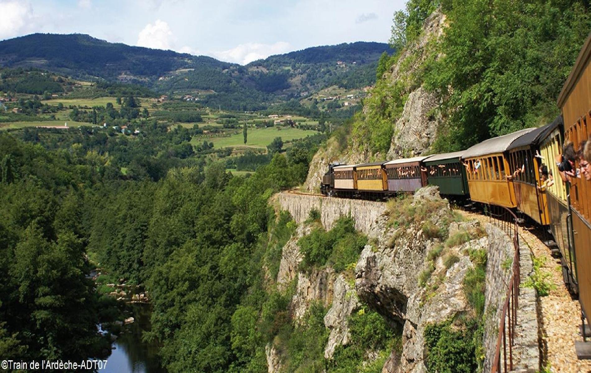 Vieilles Granges Train de l'Ardèche