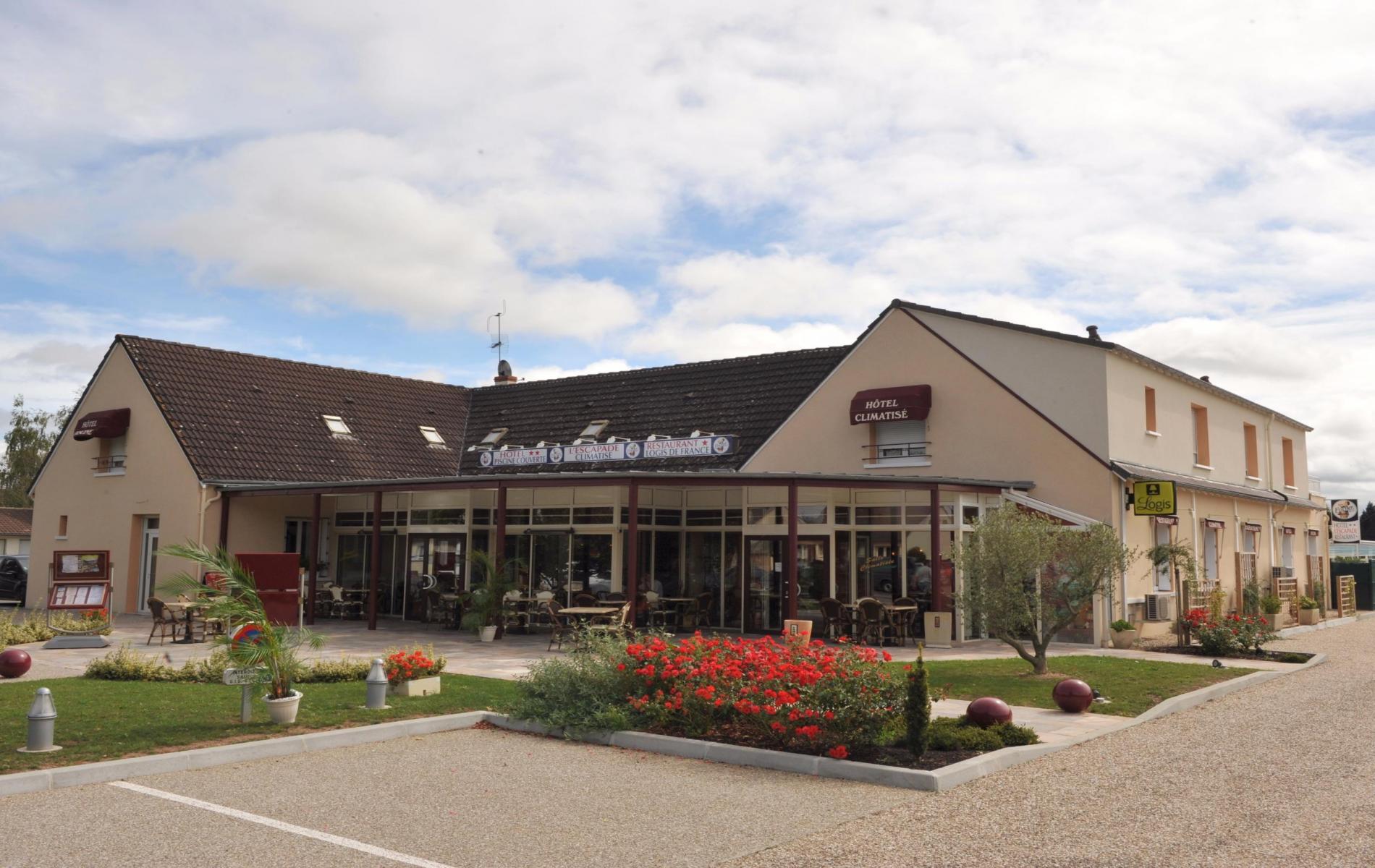 Logis Hôtel Centre Val de Loire
