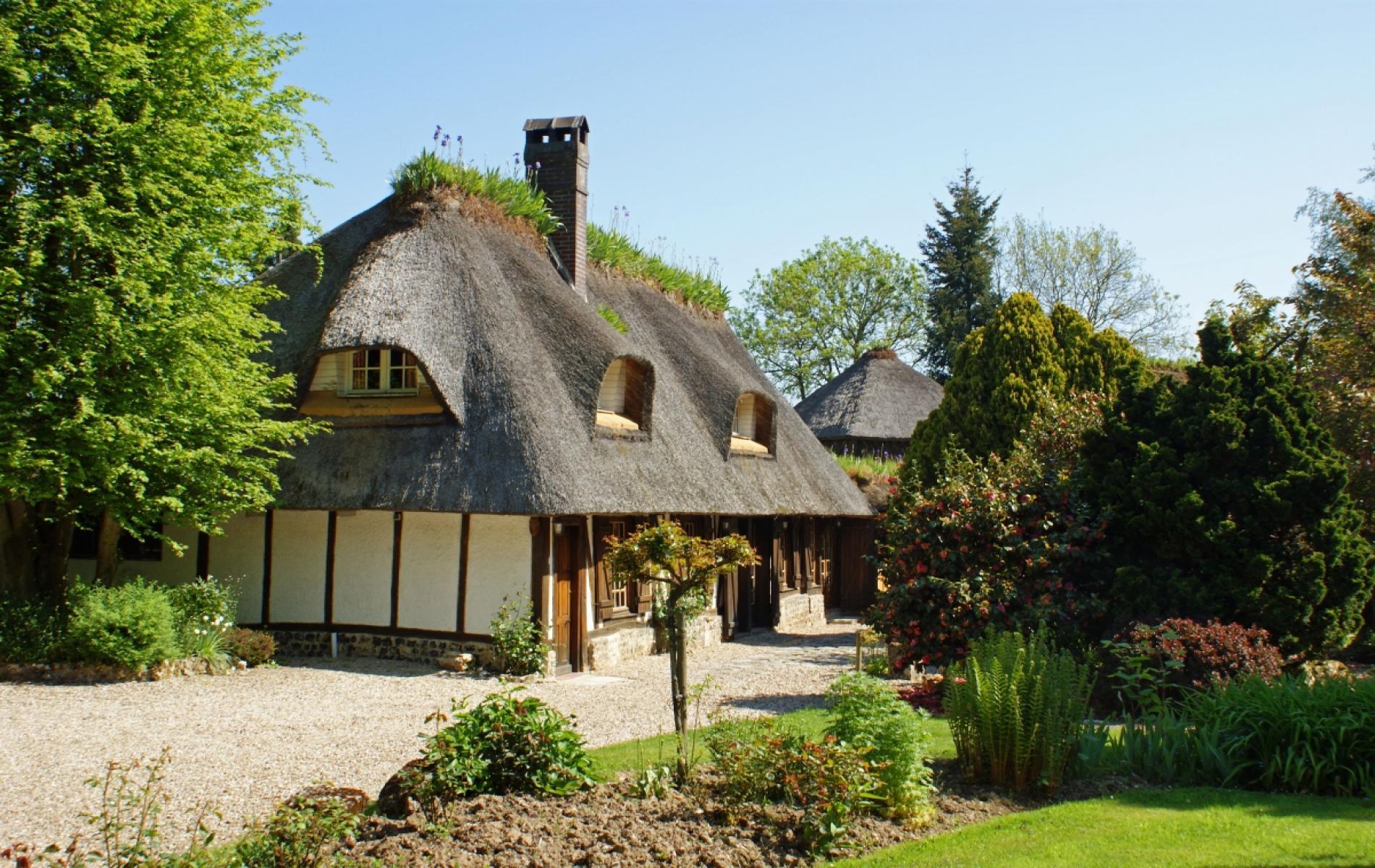 Hôtel restaurant à Pont-Audemer près de Deauville et Honfleur en Normandie