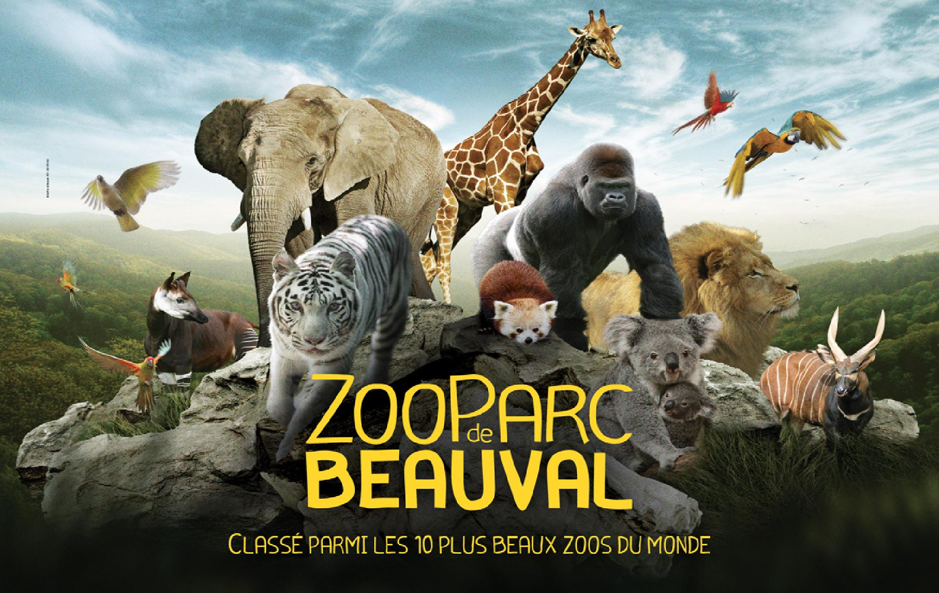 Beauval zoo