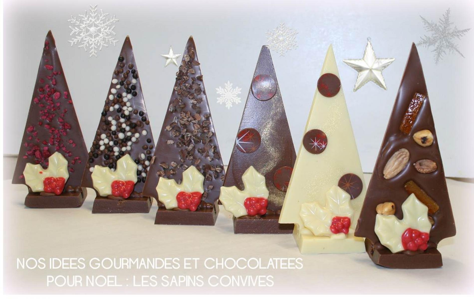 Retrouvez dès à présent dans notre boutique Idées gourmande rue St Aubin des champs ZA de la croix boucher à Evrecy, tous nos chocolats, idées cadeaux et décors de table en chocolat  !!