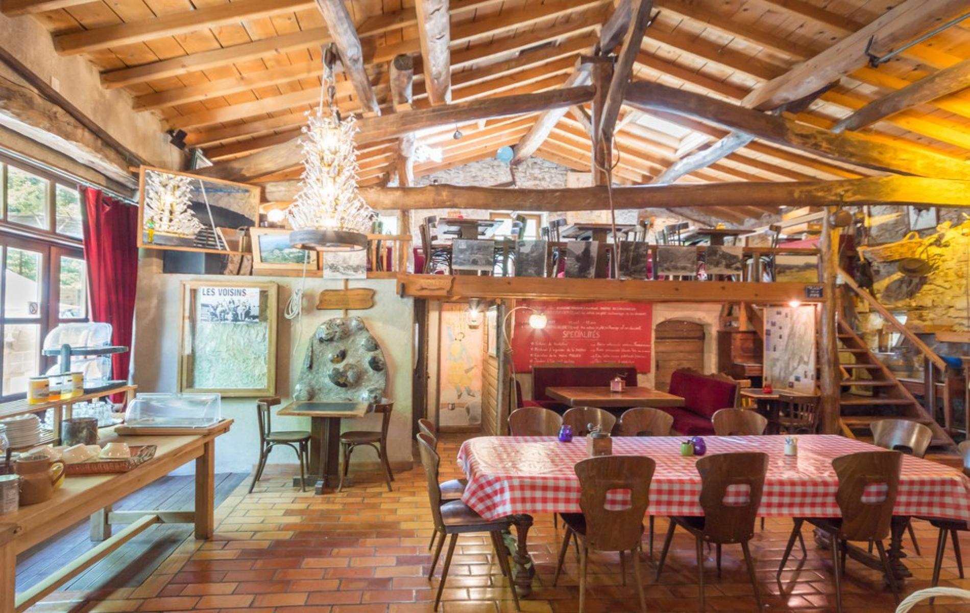Restaurant hôtel crest vercors vallée de la drôme