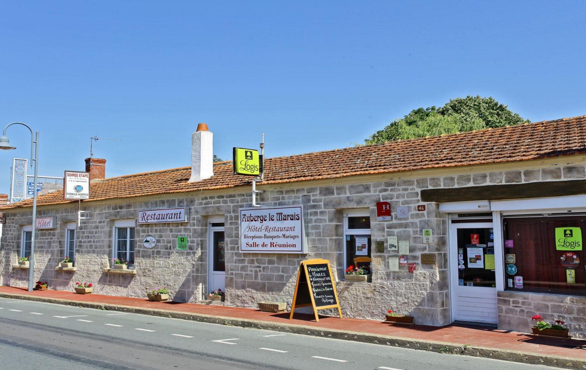 Hotel Restaurant St Jean De Mont