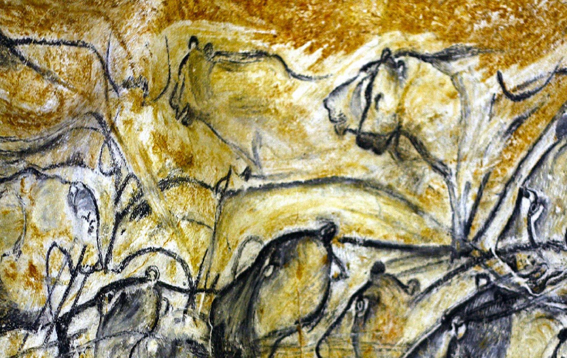 Grotte Chauvet, Caverne de Pont d'Arc