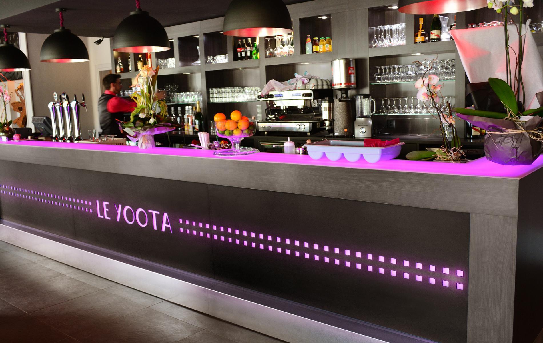 Comptoir Bar - Restaurant Le Yoota à Caen