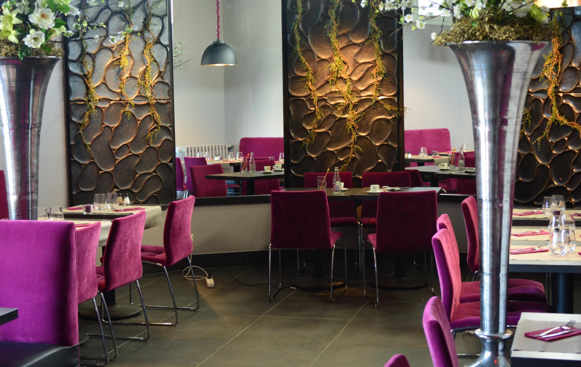 Salle de restaurant - Le Yoota à Caen