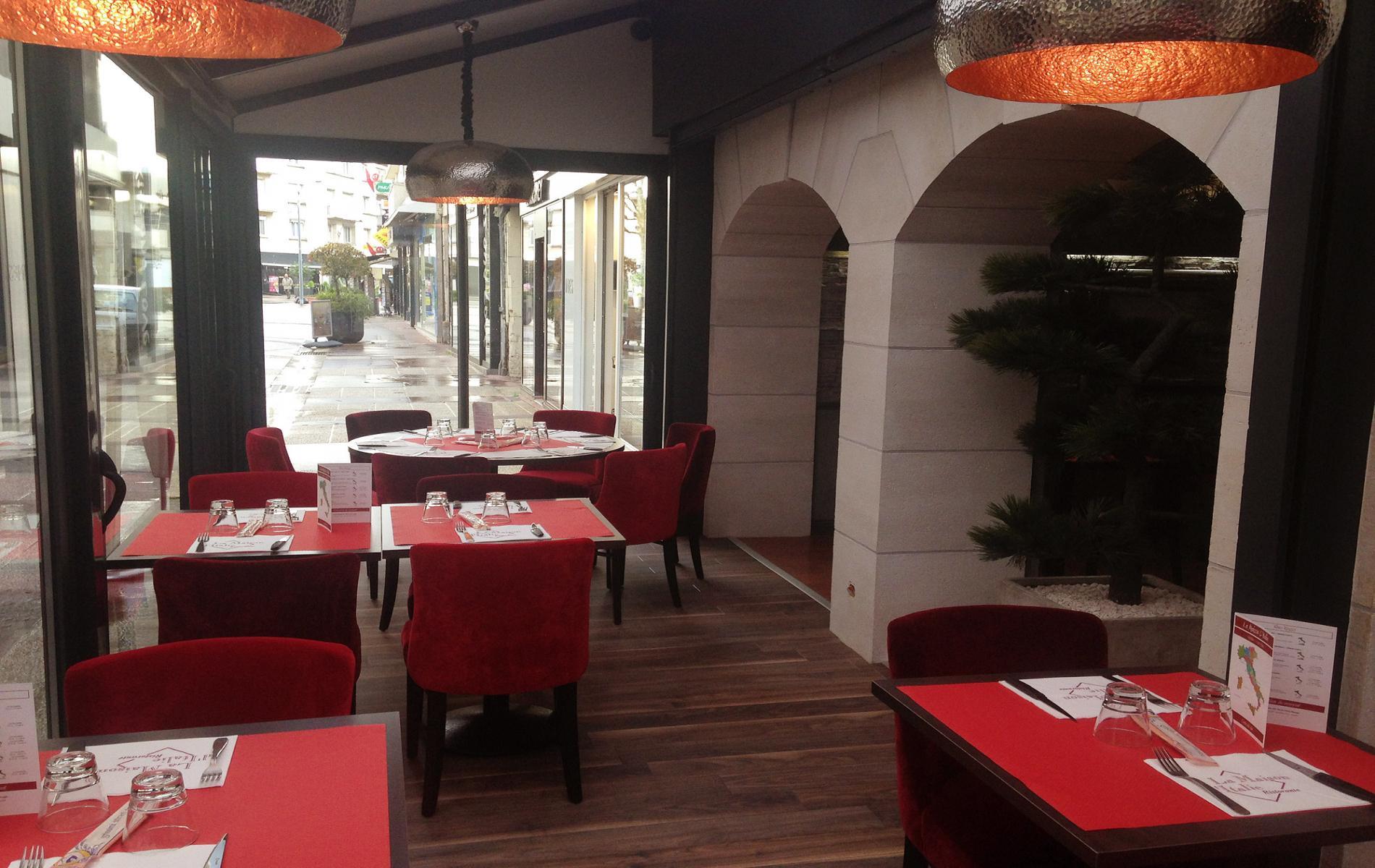 Pizzeria - La Maison De L' Italie - Caen