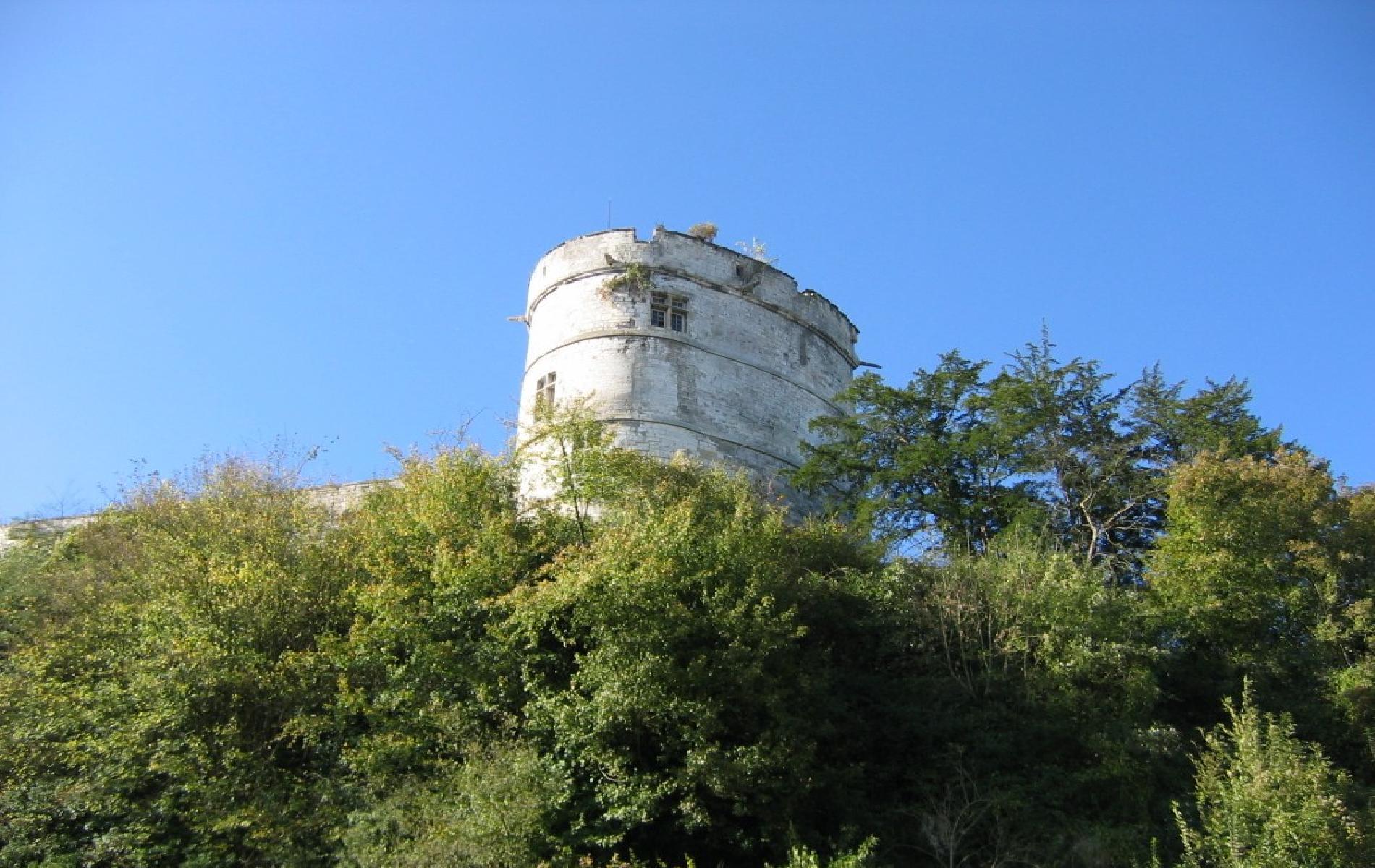 Chateau de Tancarville