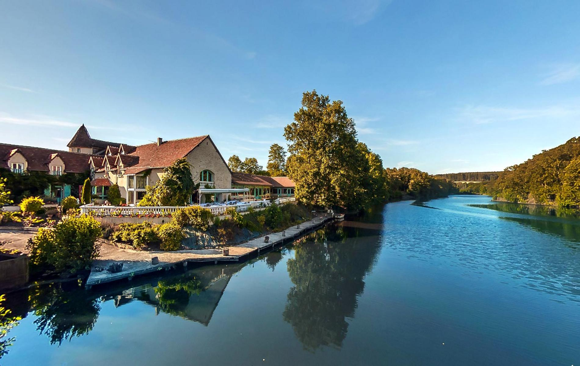 Les Etangs de Guibert *** charming hotel