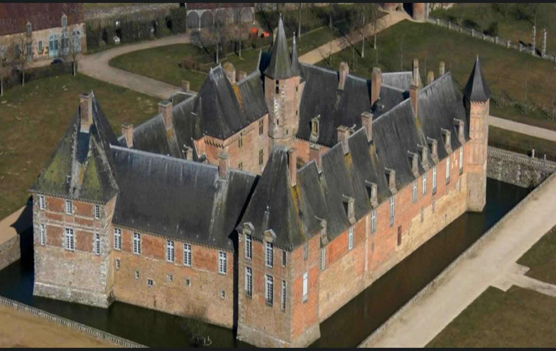 Castle of Carrouges