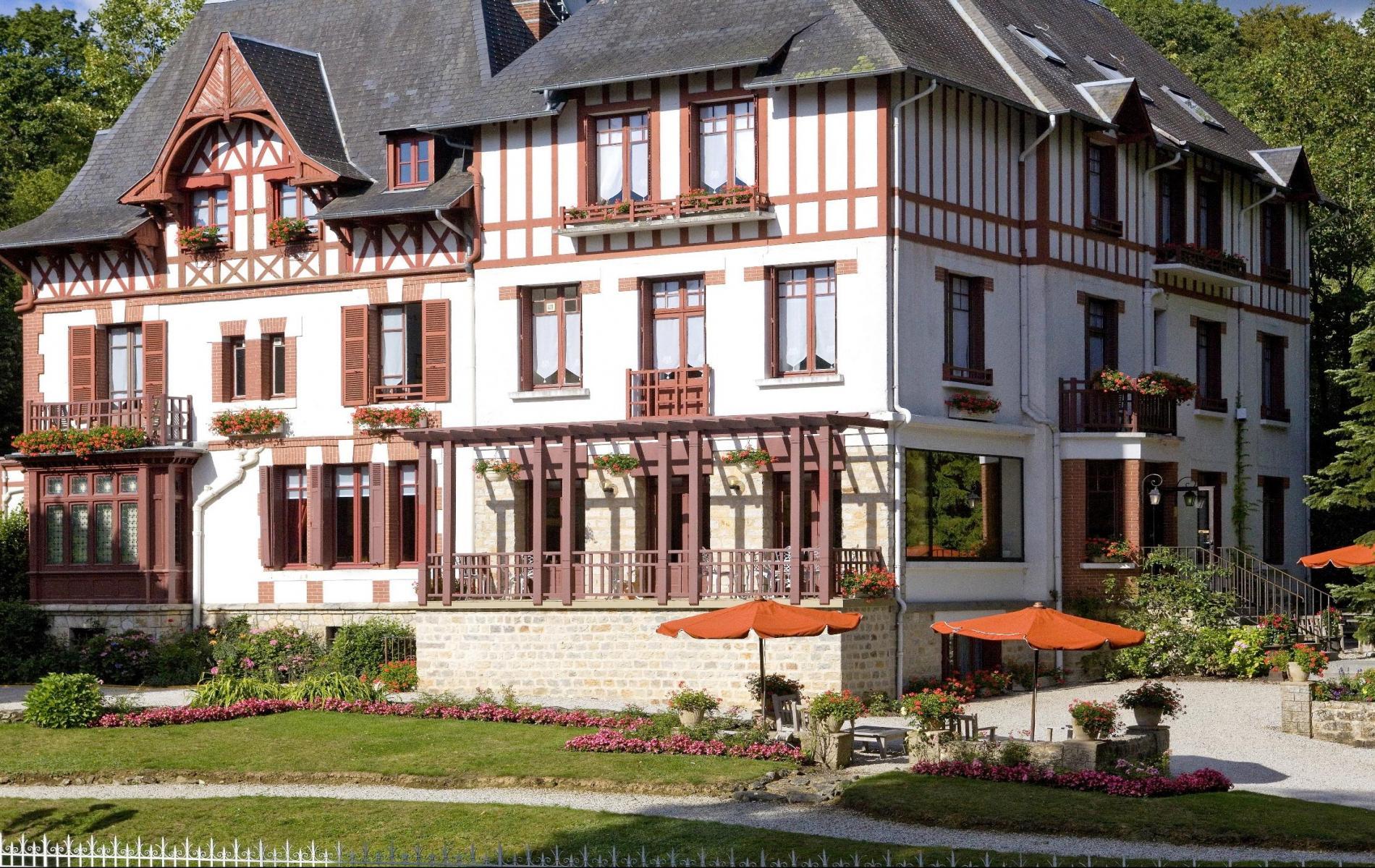 U221elogis H U00f4tel Bagnoles De L U0026 39 Orne  H U00f4tel    Villa Bois Joli