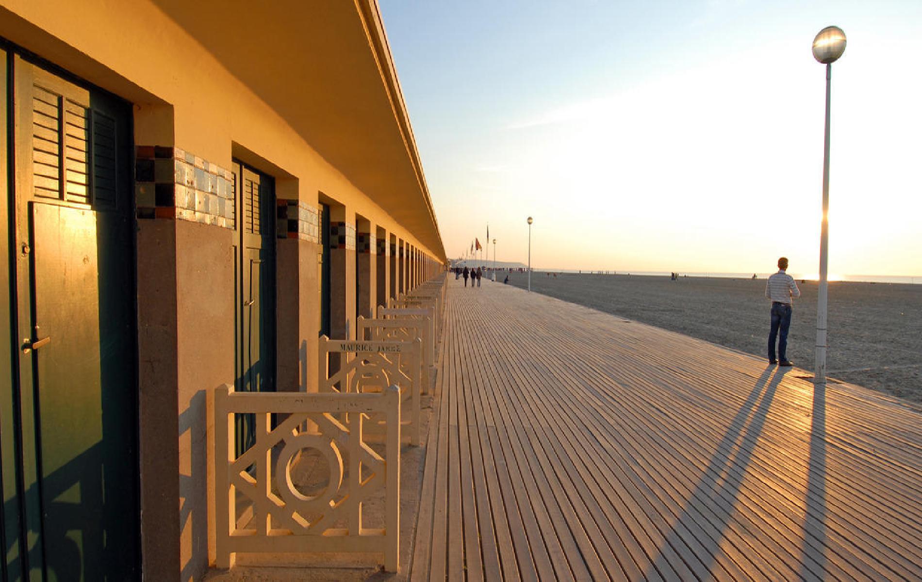 Office de tourisme de Deauville