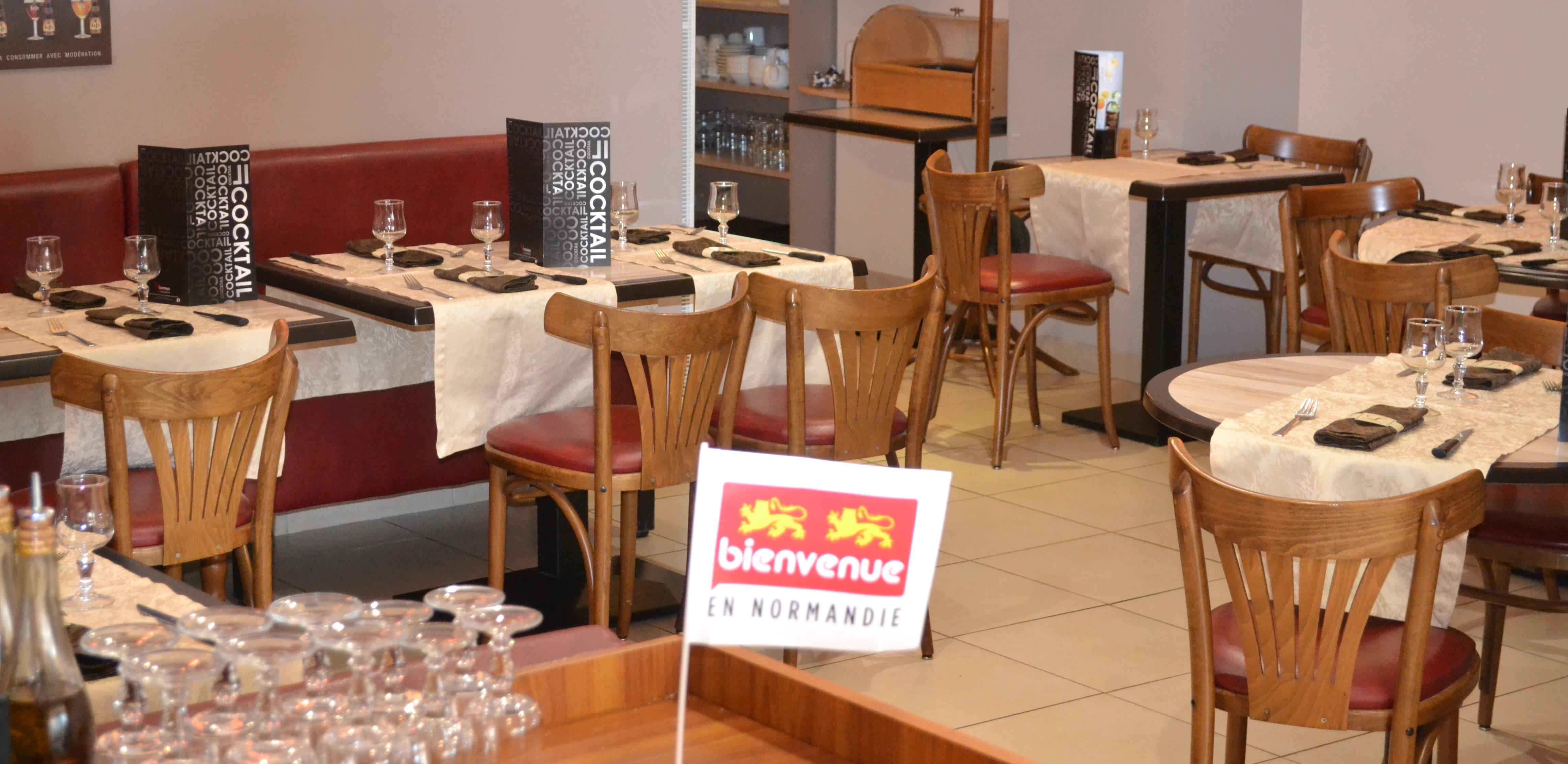 Logis hôtel situé dans le centre de Bolbec,  à 20 km de Caudebec en Caux