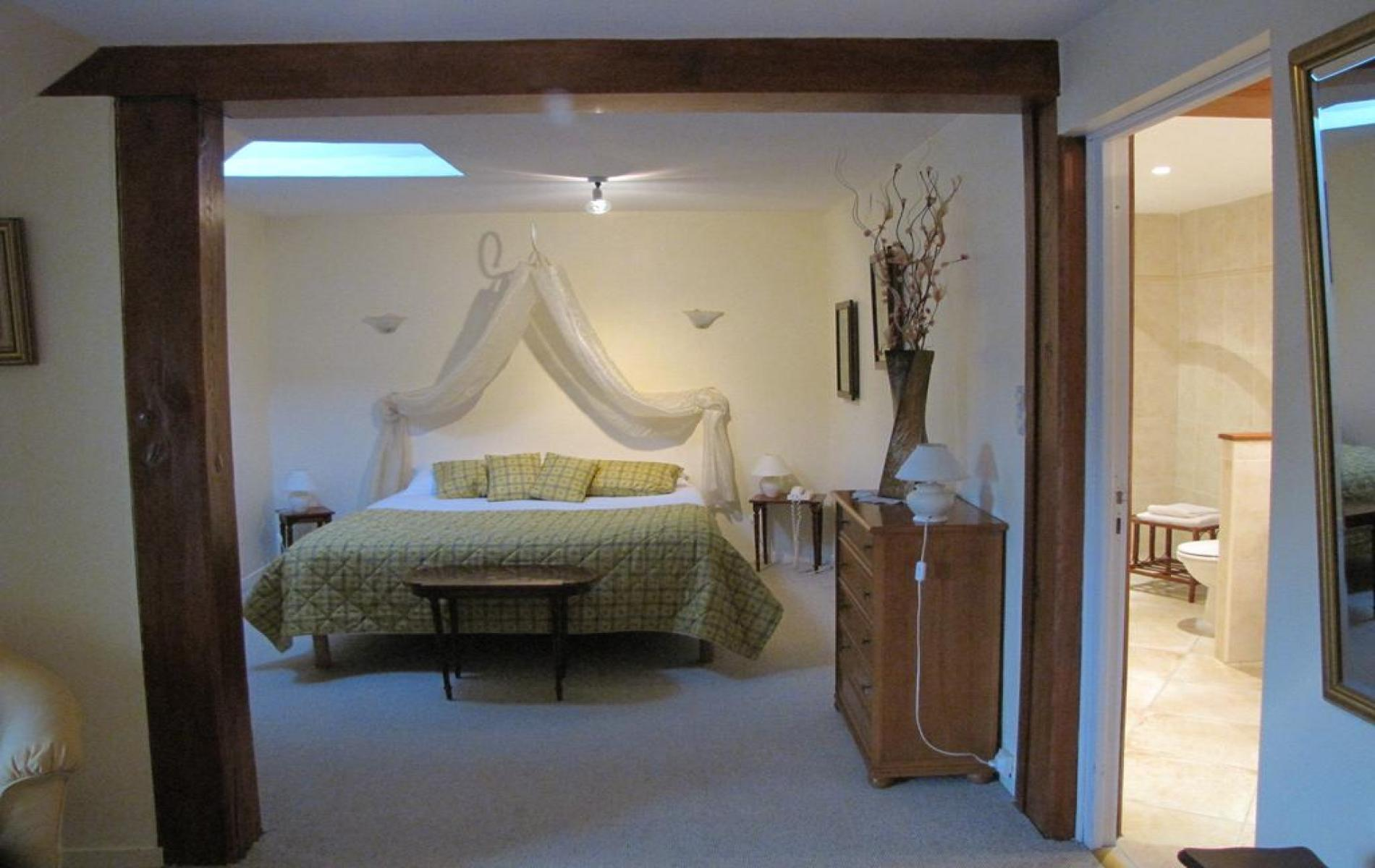 Rooms at Les Etangs de Guibert