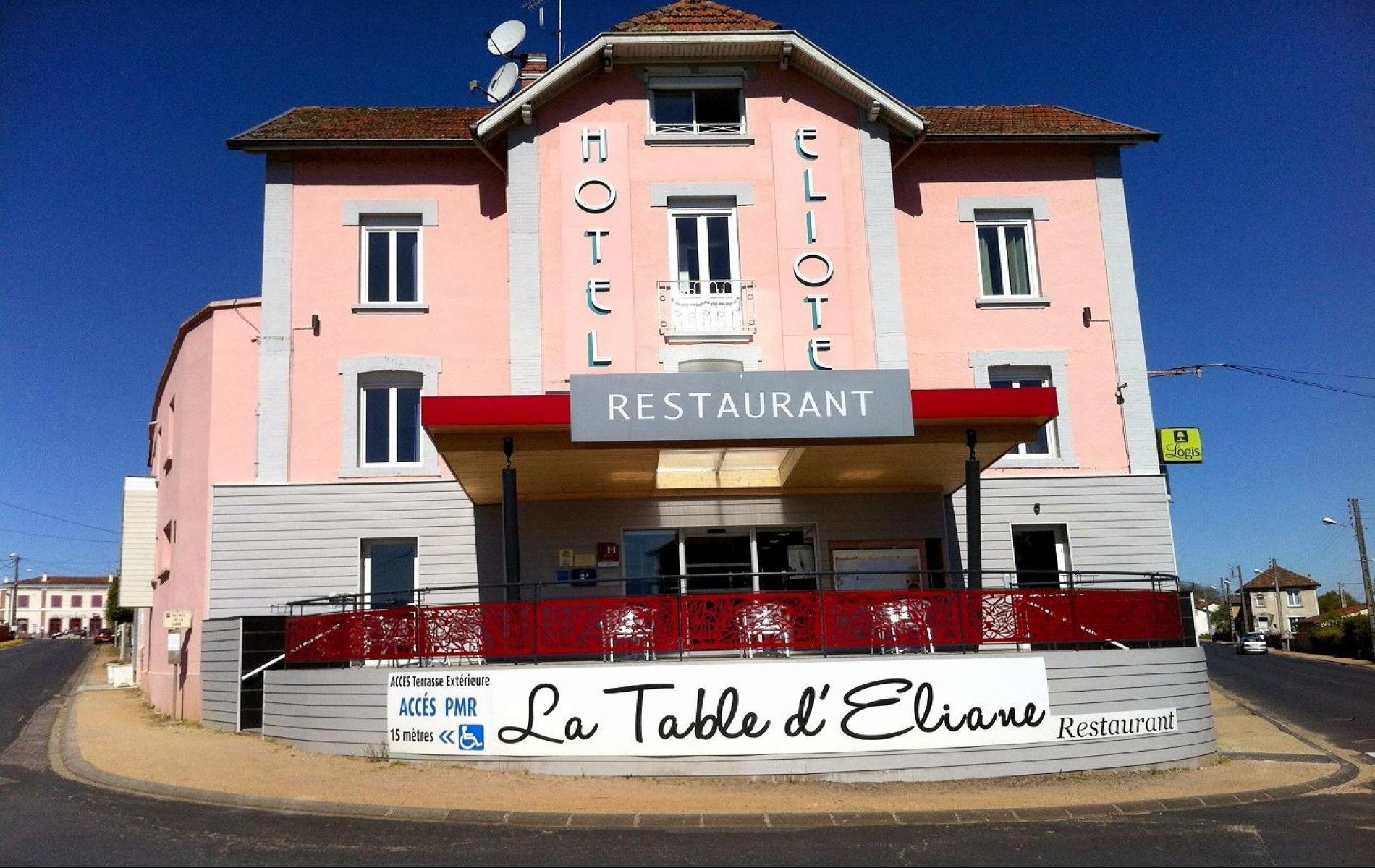 U221eh U00f4tel Thiers Logis H U00f4tel Eliotel  U00e0 Thiers  Dans Le Puy